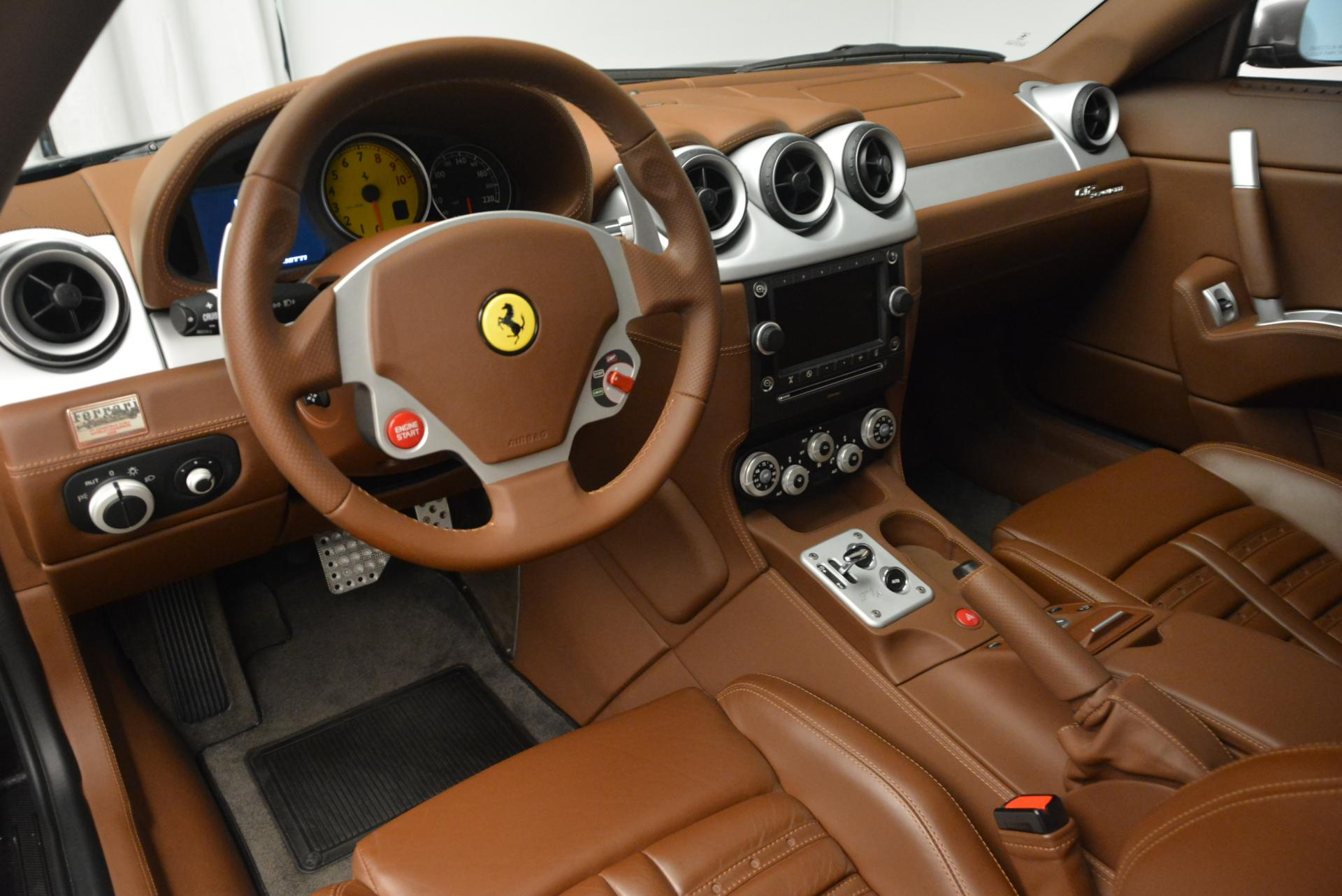 Used 2009 Ferrari 612 Scaglietti OTO For Sale In Greenwich, CT 141_p13