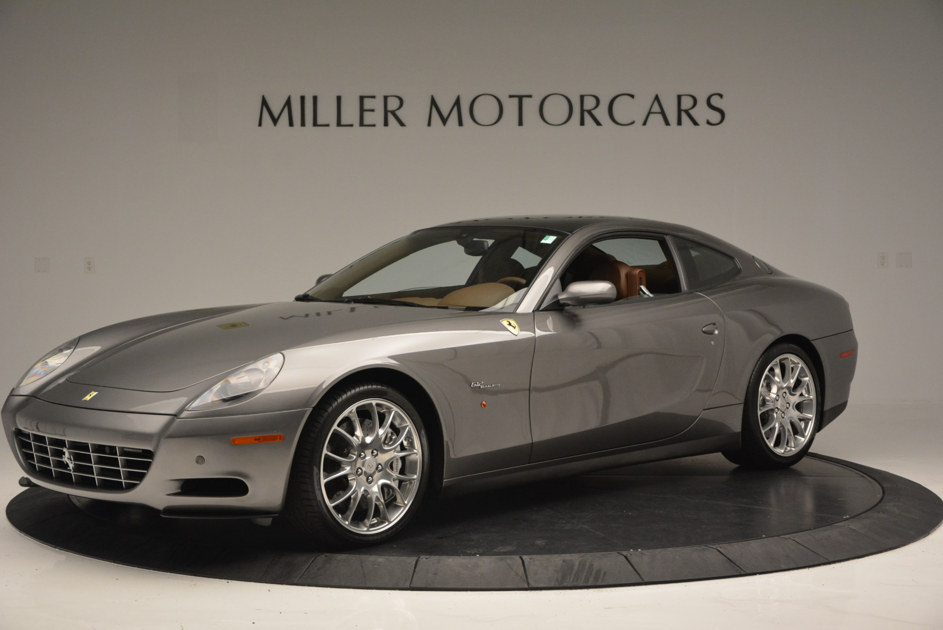 Used 2009 Ferrari 612 Scaglietti OTO For Sale In Greenwich, CT 141_p2