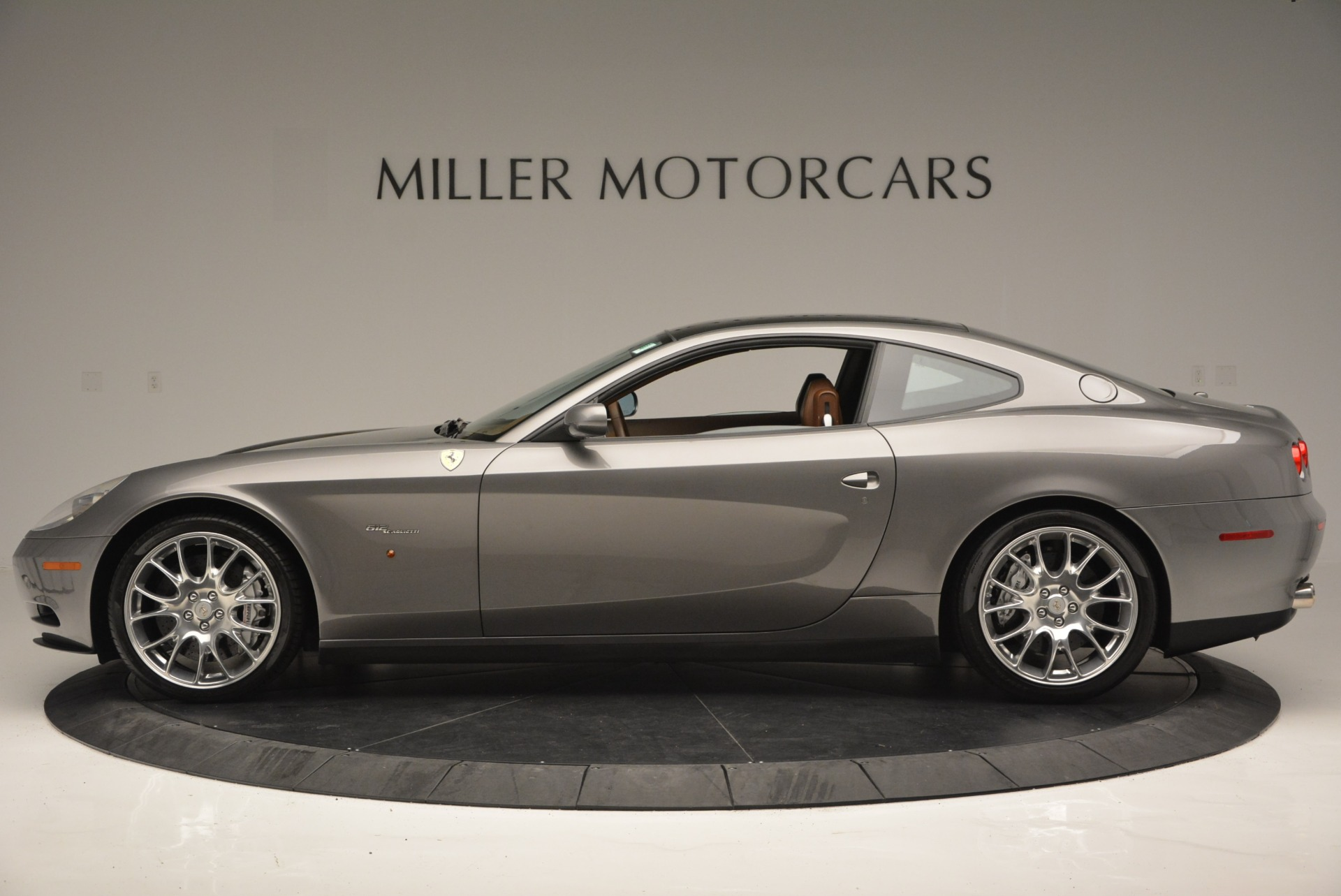 Used 2009 Ferrari 612 Scaglietti OTO For Sale In Greenwich, CT 141_p3