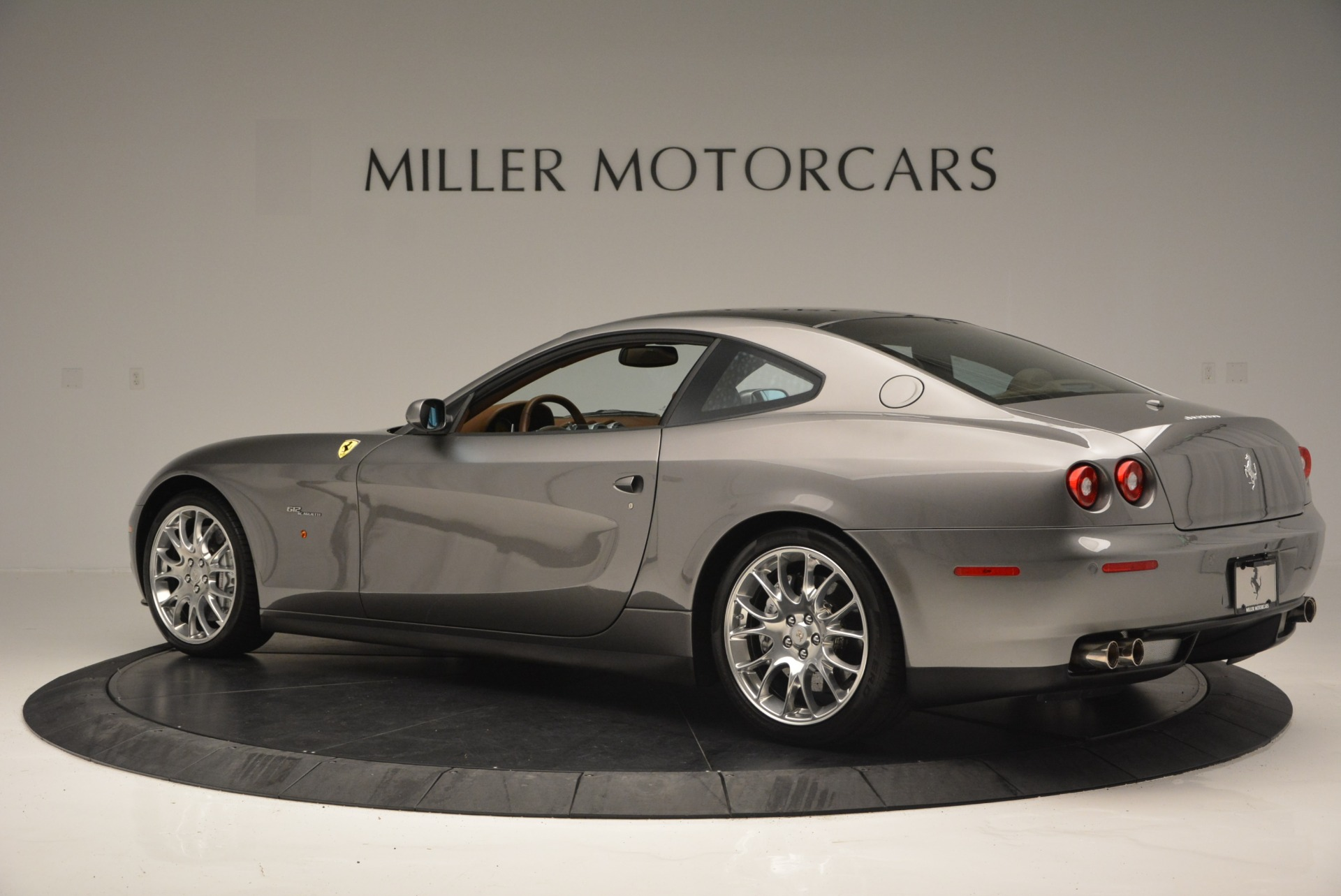Used 2009 Ferrari 612 Scaglietti OTO For Sale In Greenwich, CT 141_p4