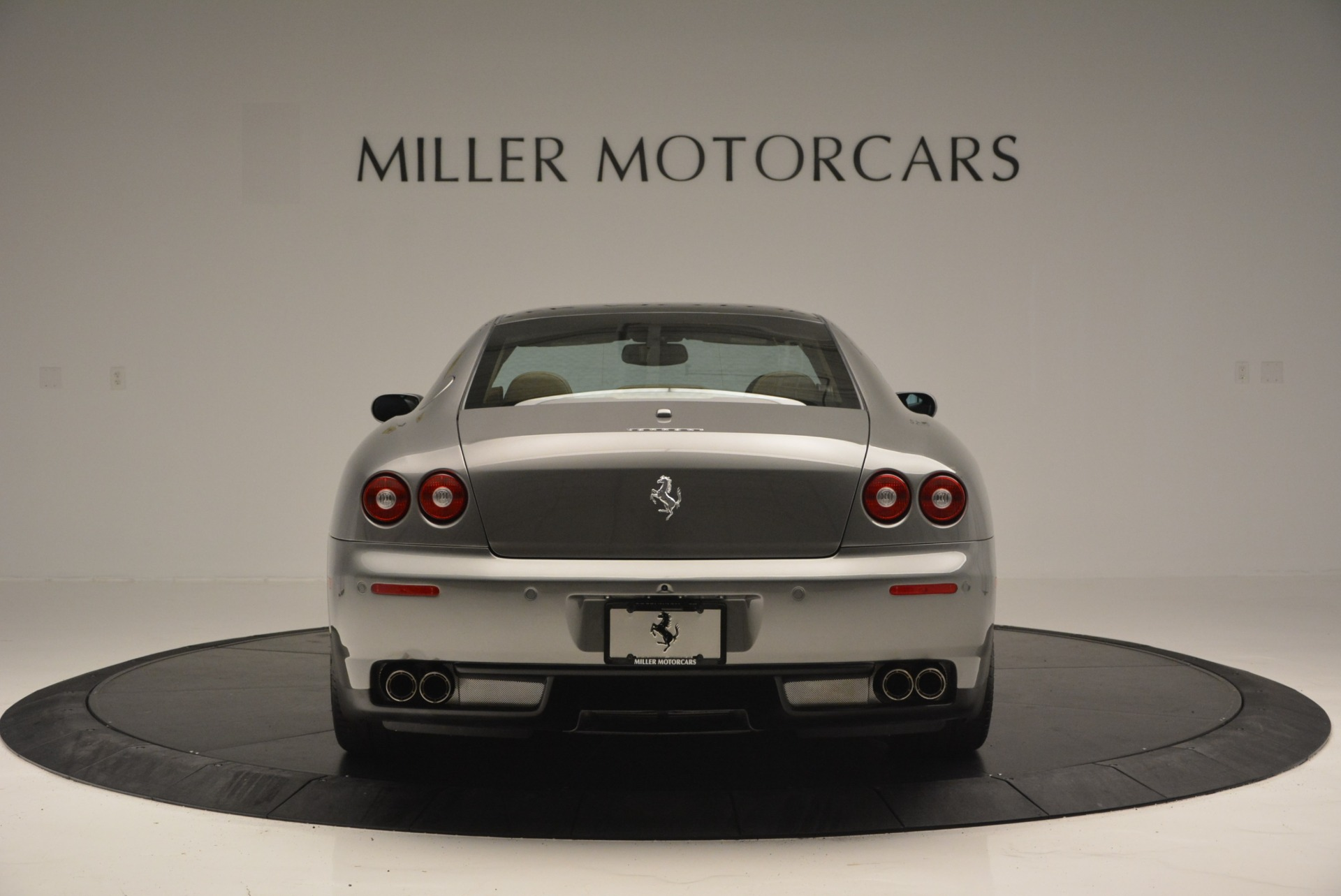 Used 2009 Ferrari 612 Scaglietti OTO For Sale In Greenwich, CT 141_p6