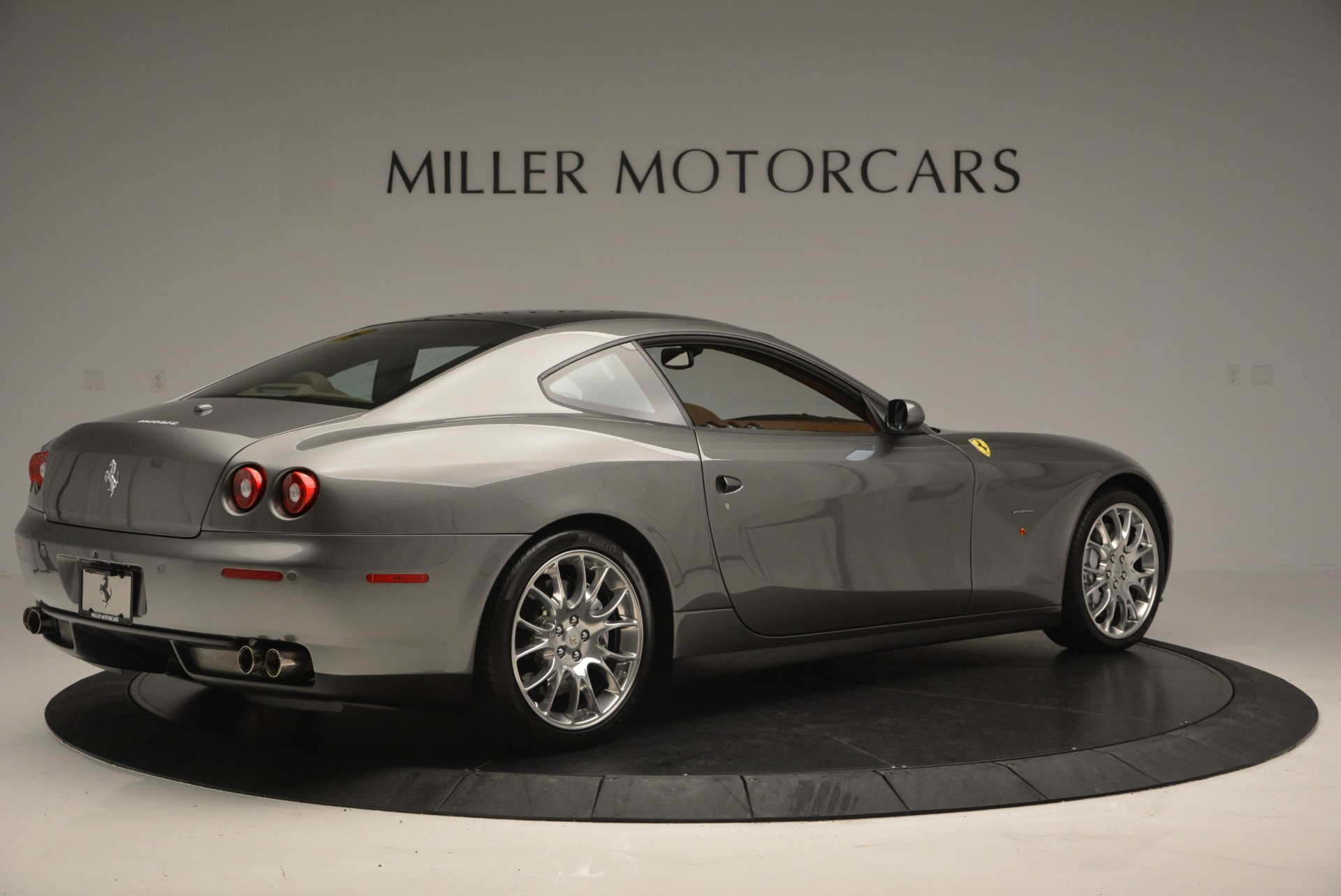 Used 2009 Ferrari 612 Scaglietti OTO For Sale In Greenwich, CT 141_p8
