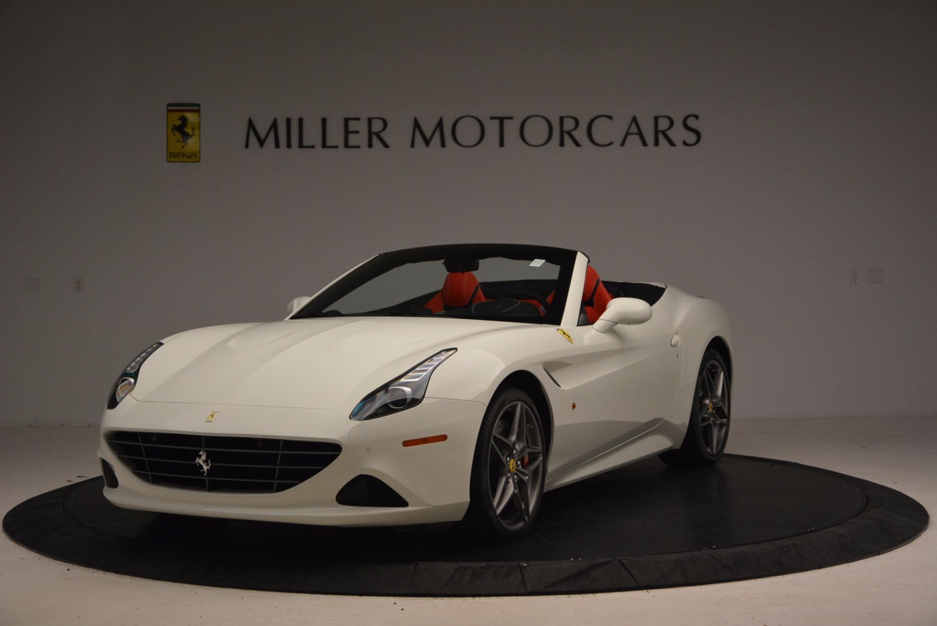 Used 2017 Ferrari California T  For Sale In Greenwich, CT 1412_main