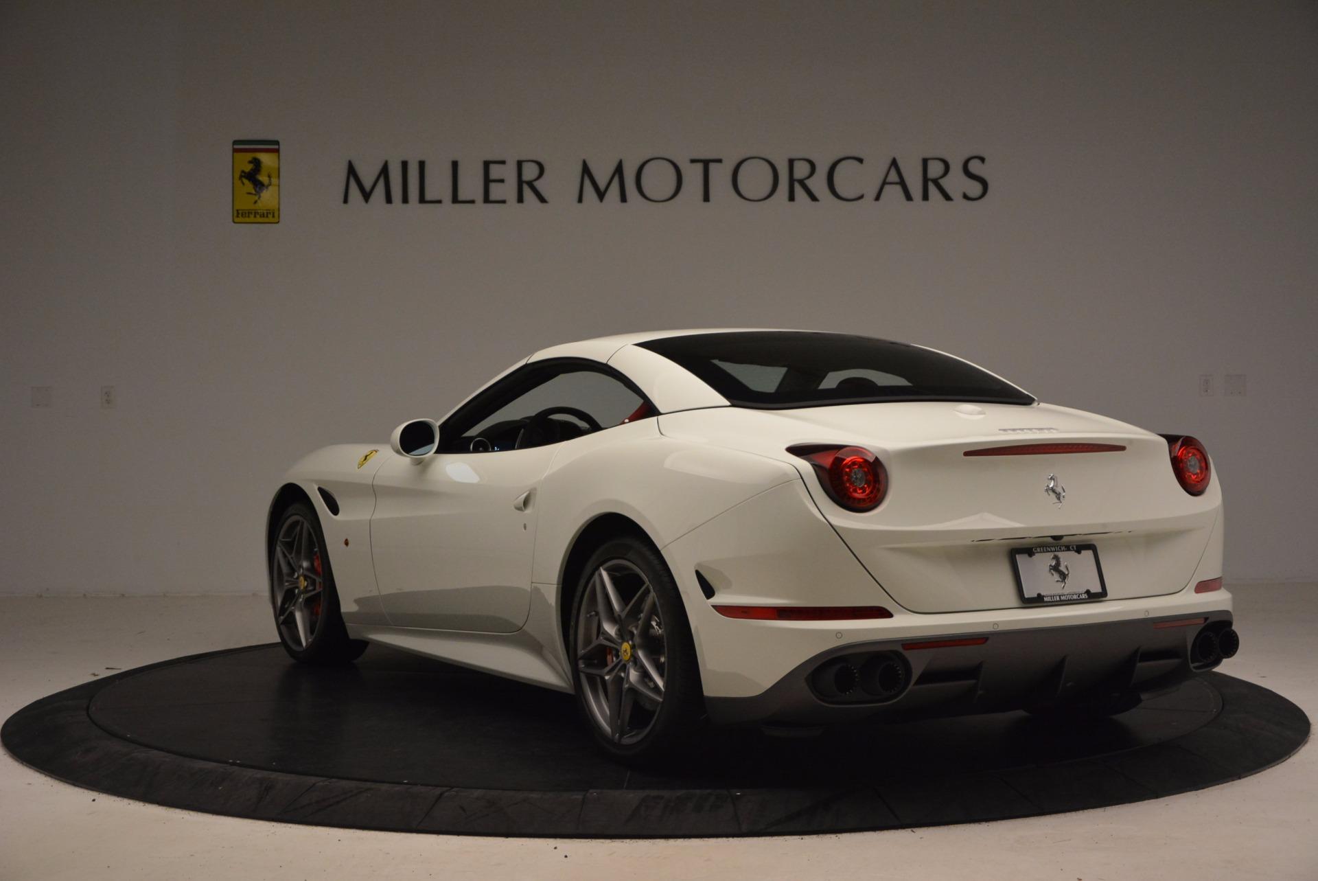 Used 2017 Ferrari California T  For Sale In Greenwich, CT 1412_p17