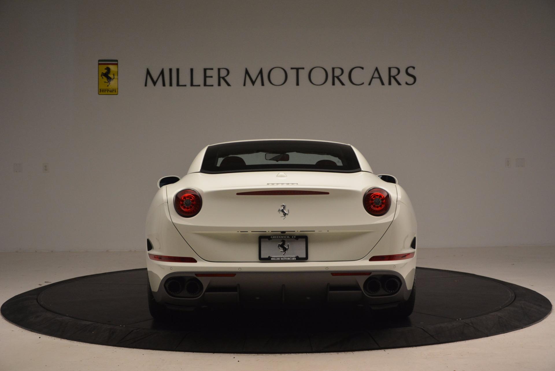 Used 2017 Ferrari California T  For Sale In Greenwich, CT 1412_p18