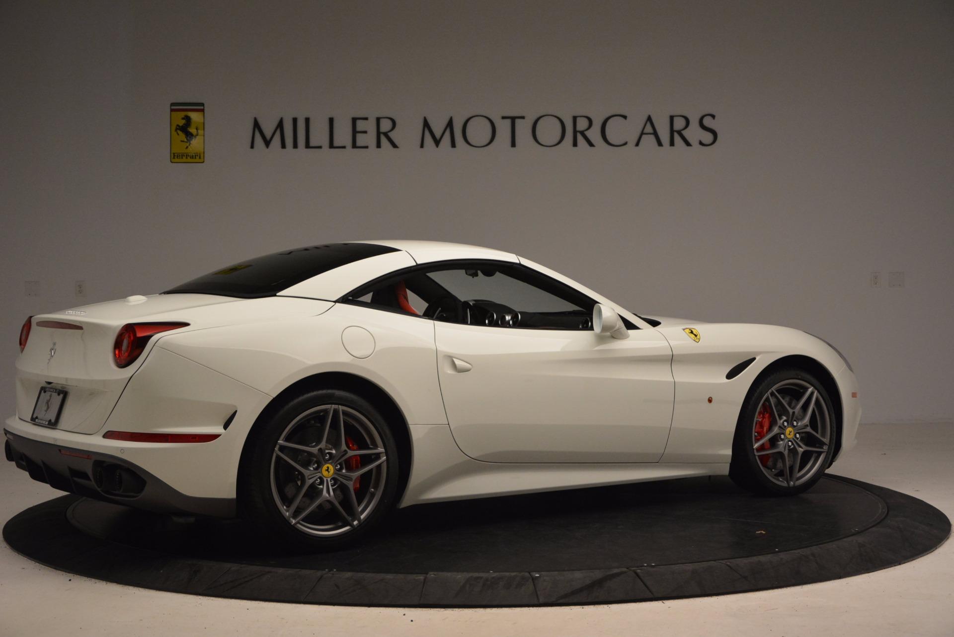 Used 2017 Ferrari California T  For Sale In Greenwich, CT 1412_p20