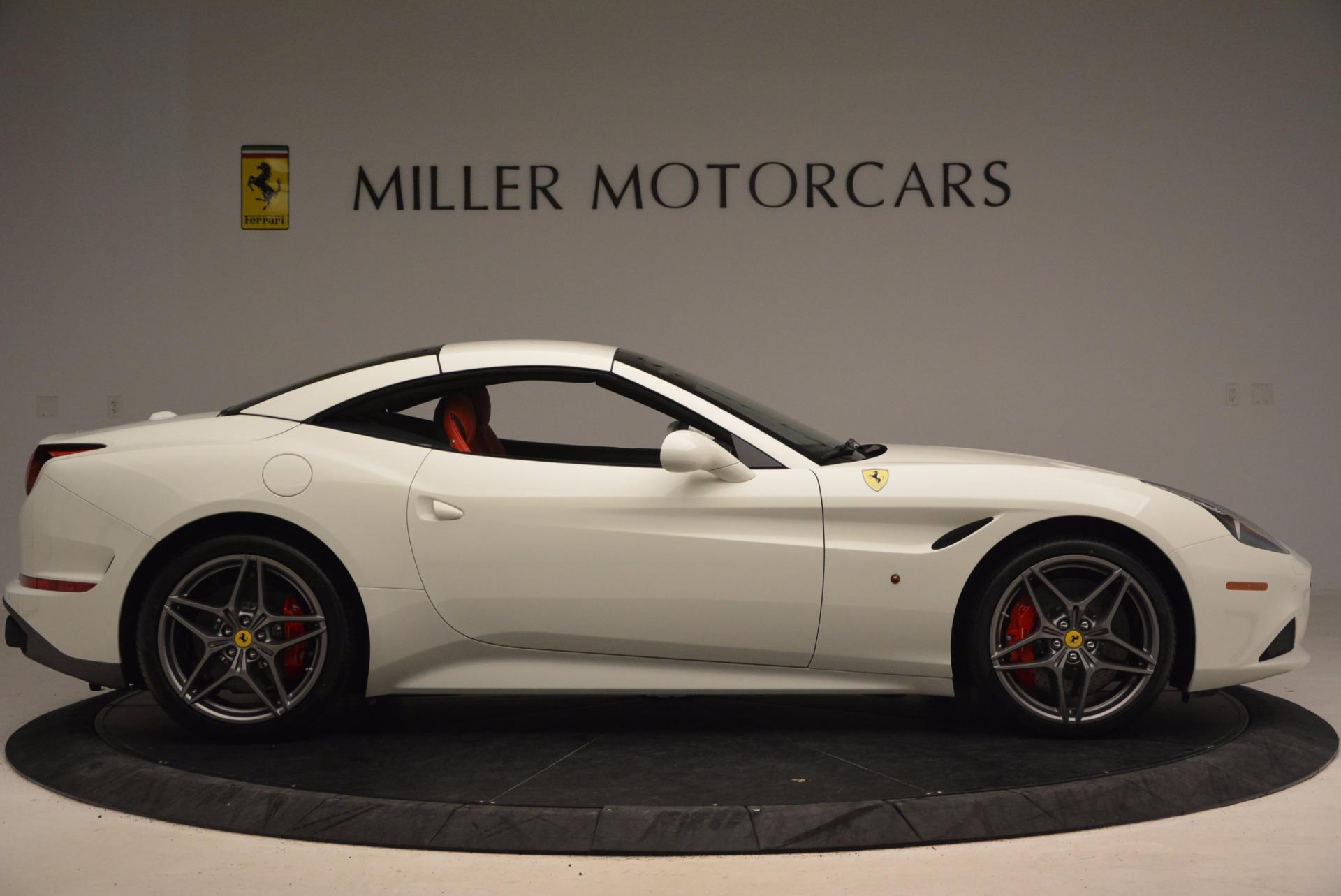 Used 2017 Ferrari California T  For Sale In Greenwich, CT 1412_p21
