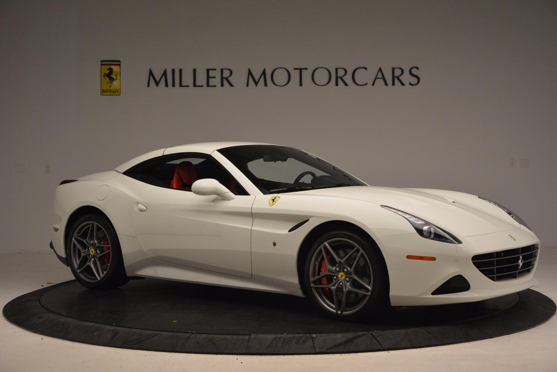 Used 2017 Ferrari California T  For Sale In Greenwich, CT 1412_p22