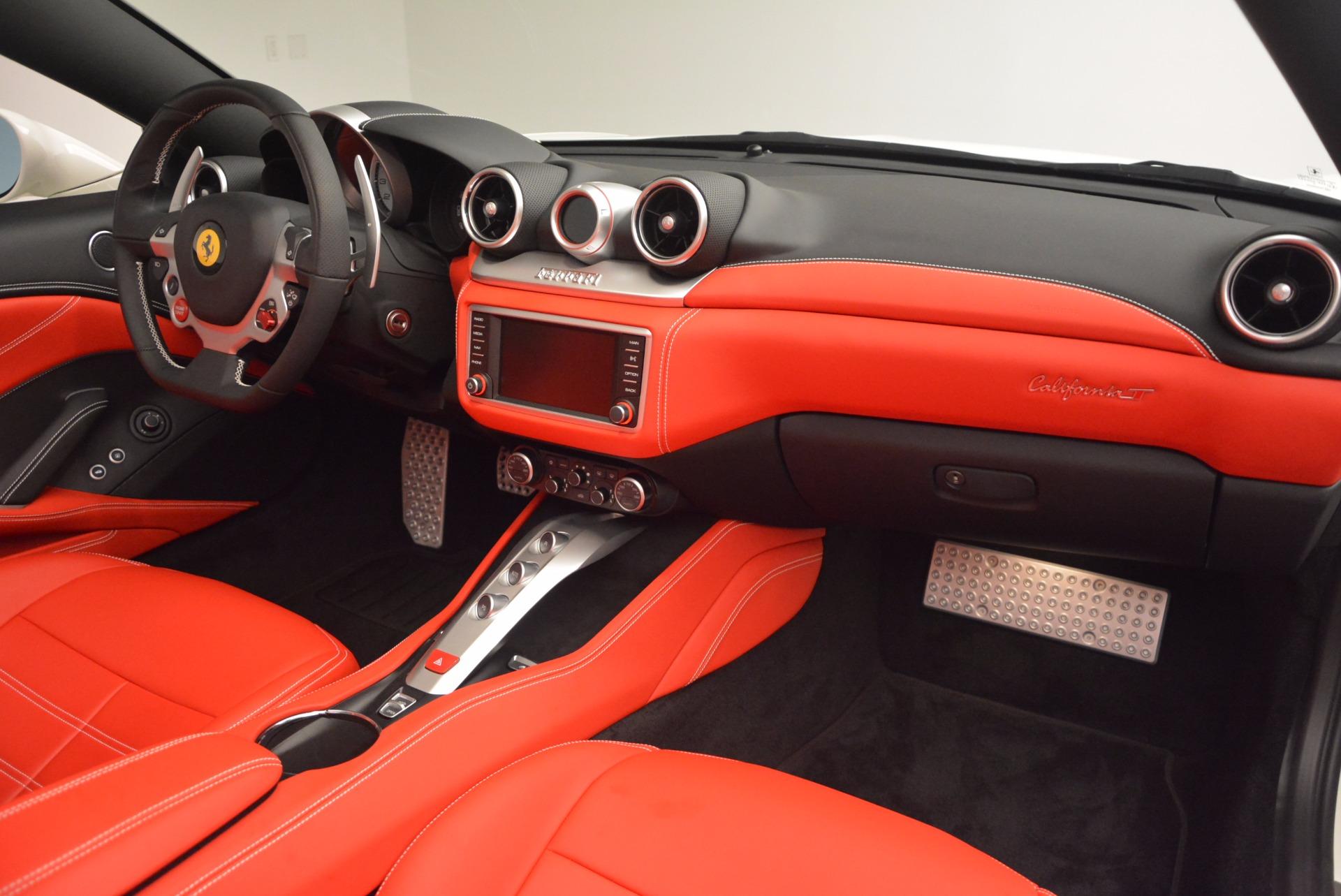 Used 2017 Ferrari California T  For Sale In Greenwich, CT 1412_p30
