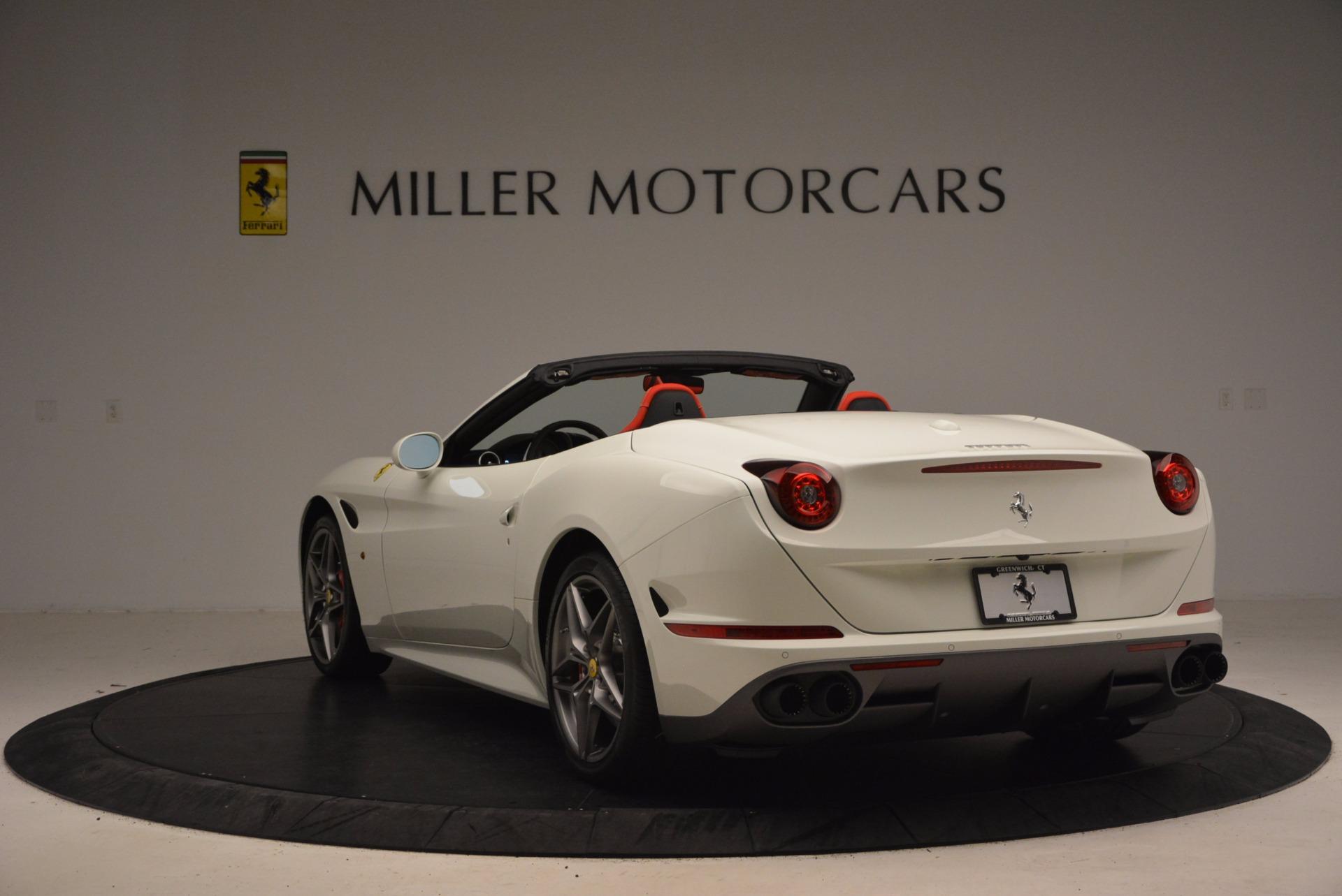 Used 2017 Ferrari California T  For Sale In Greenwich, CT 1412_p5
