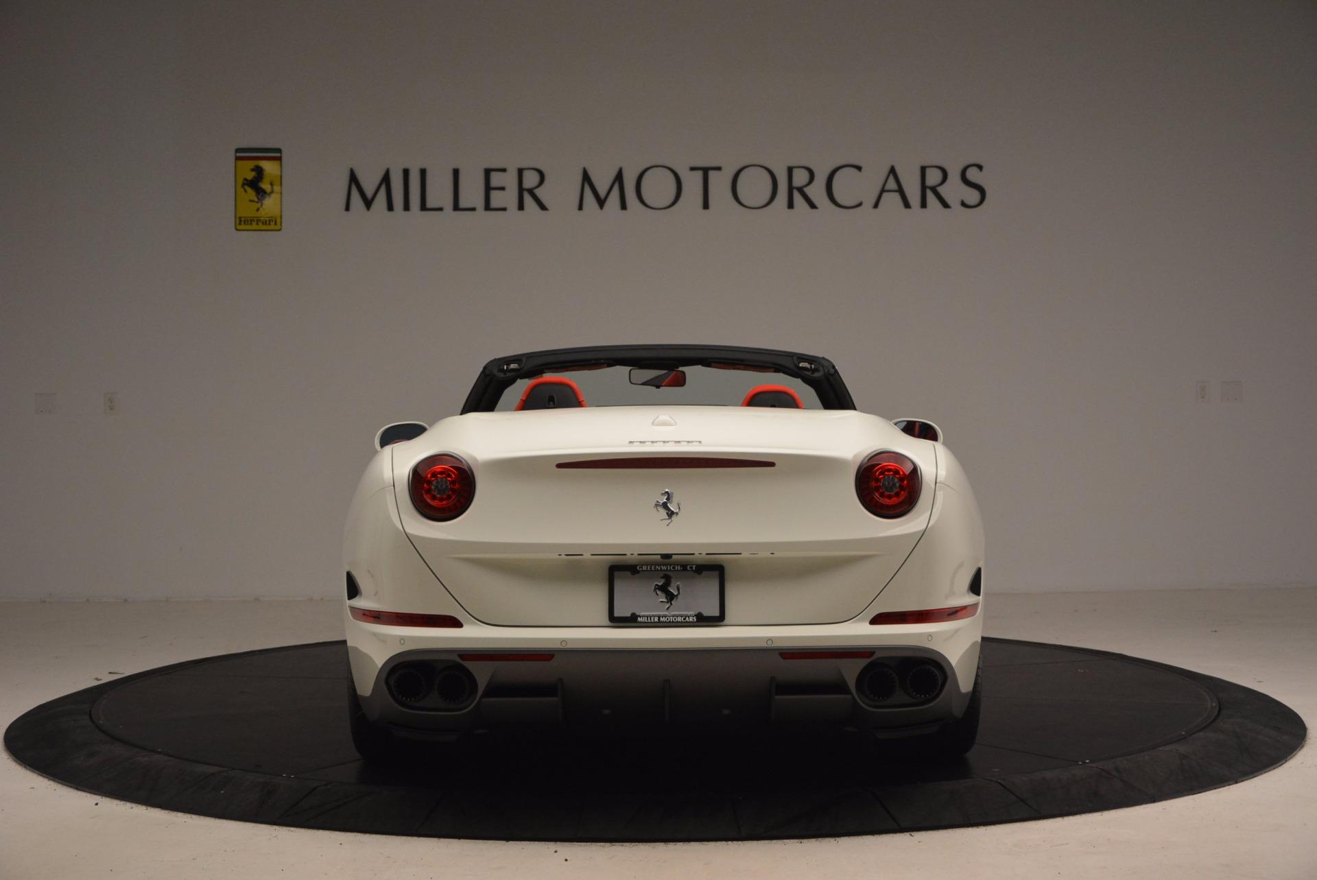 Used 2017 Ferrari California T  For Sale In Greenwich, CT 1412_p6