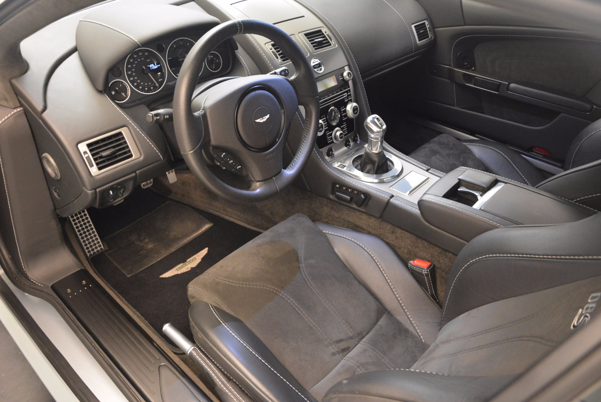 Used 2009 Aston Martin DBS  For Sale In Greenwich, CT 1415_p14