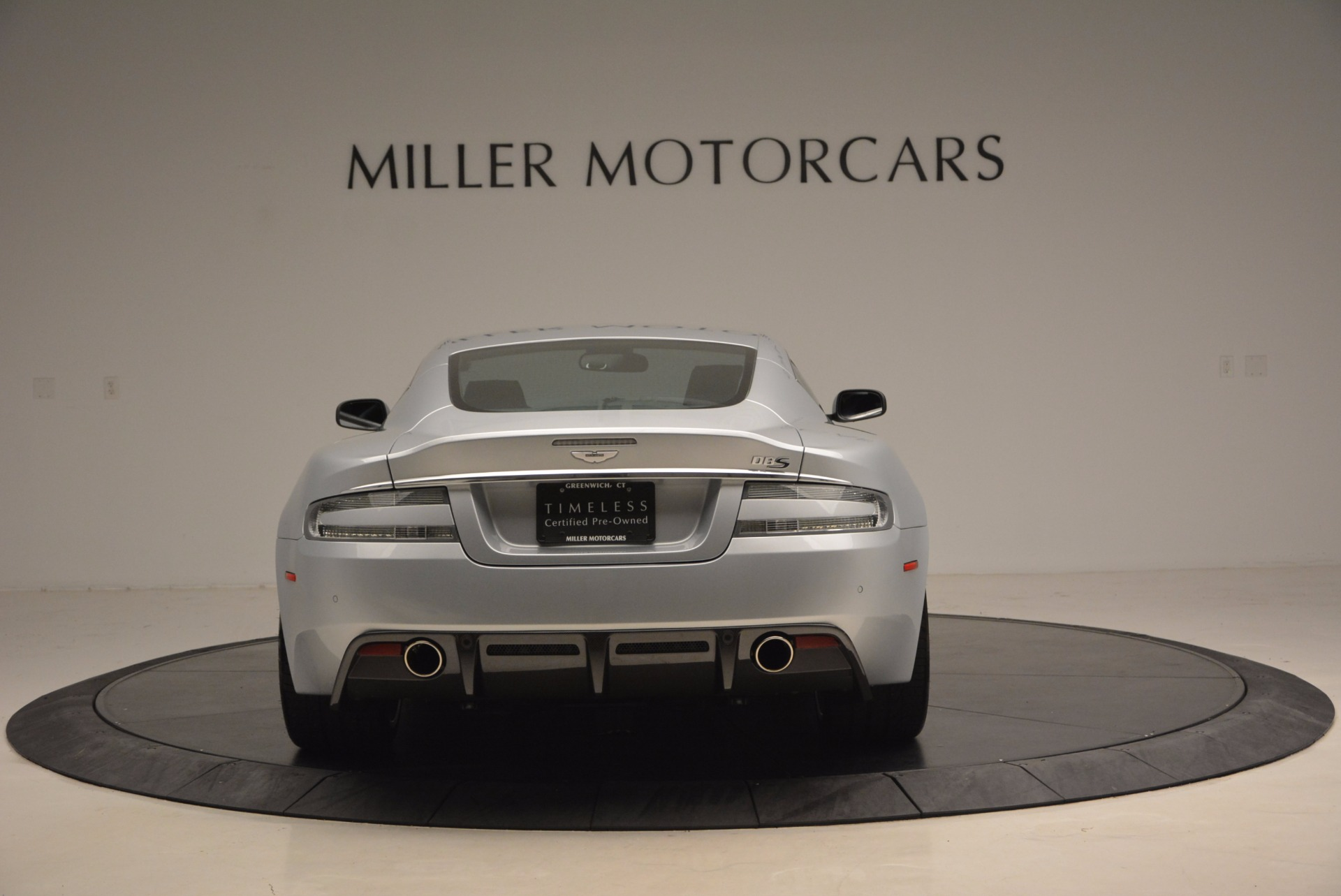 Used 2009 Aston Martin DBS  For Sale In Greenwich, CT 1415_p6