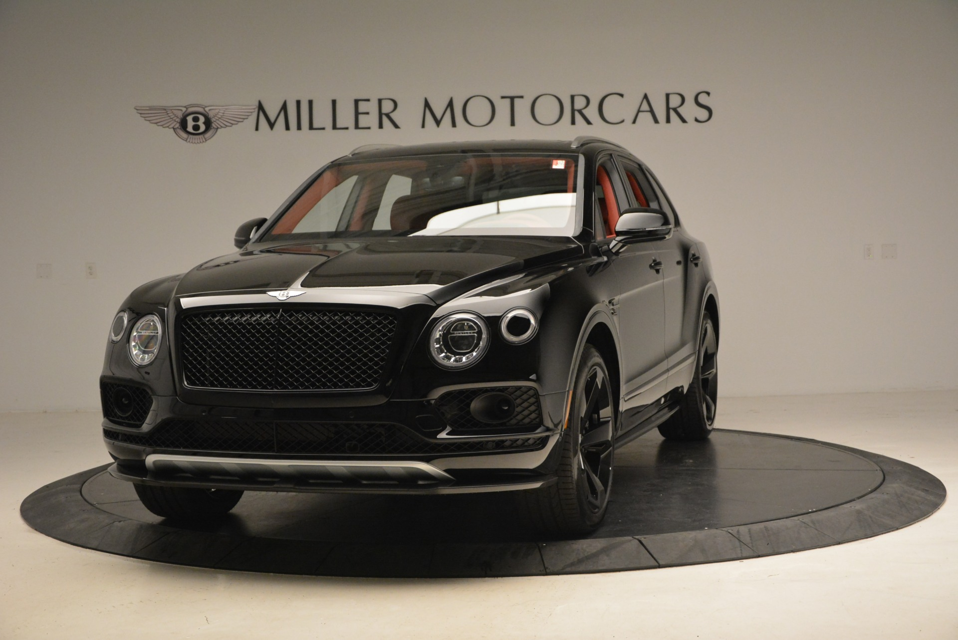 New 2018 Bentley Bentayga Black Edition For Sale In Greenwich, CT 1418_main