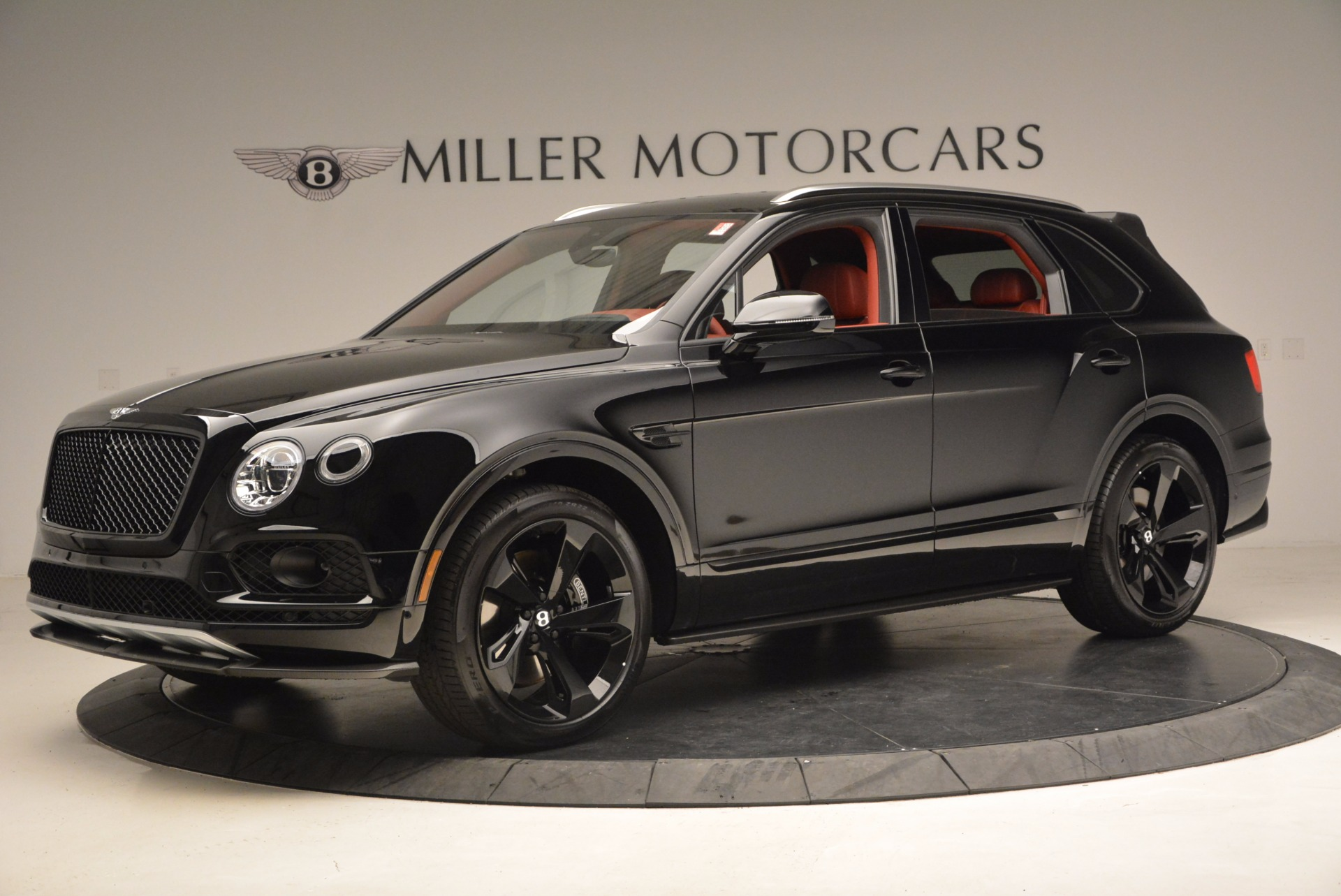 New 2018 Bentley Bentayga Black Edition For Sale In Greenwich, CT 1418_p3