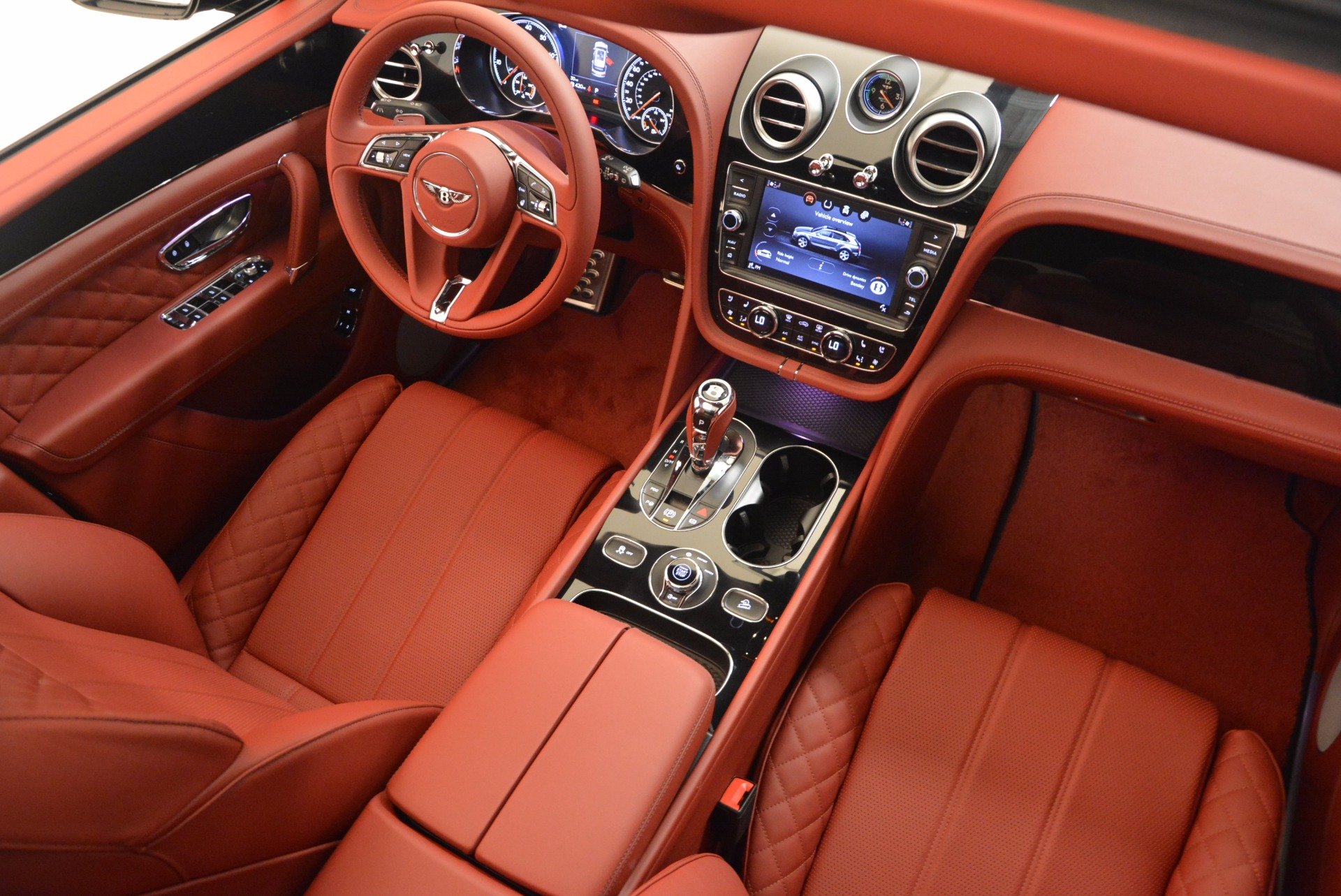 New 2018 Bentley Bentayga Black Edition For Sale In Greenwich, CT 1418_p47