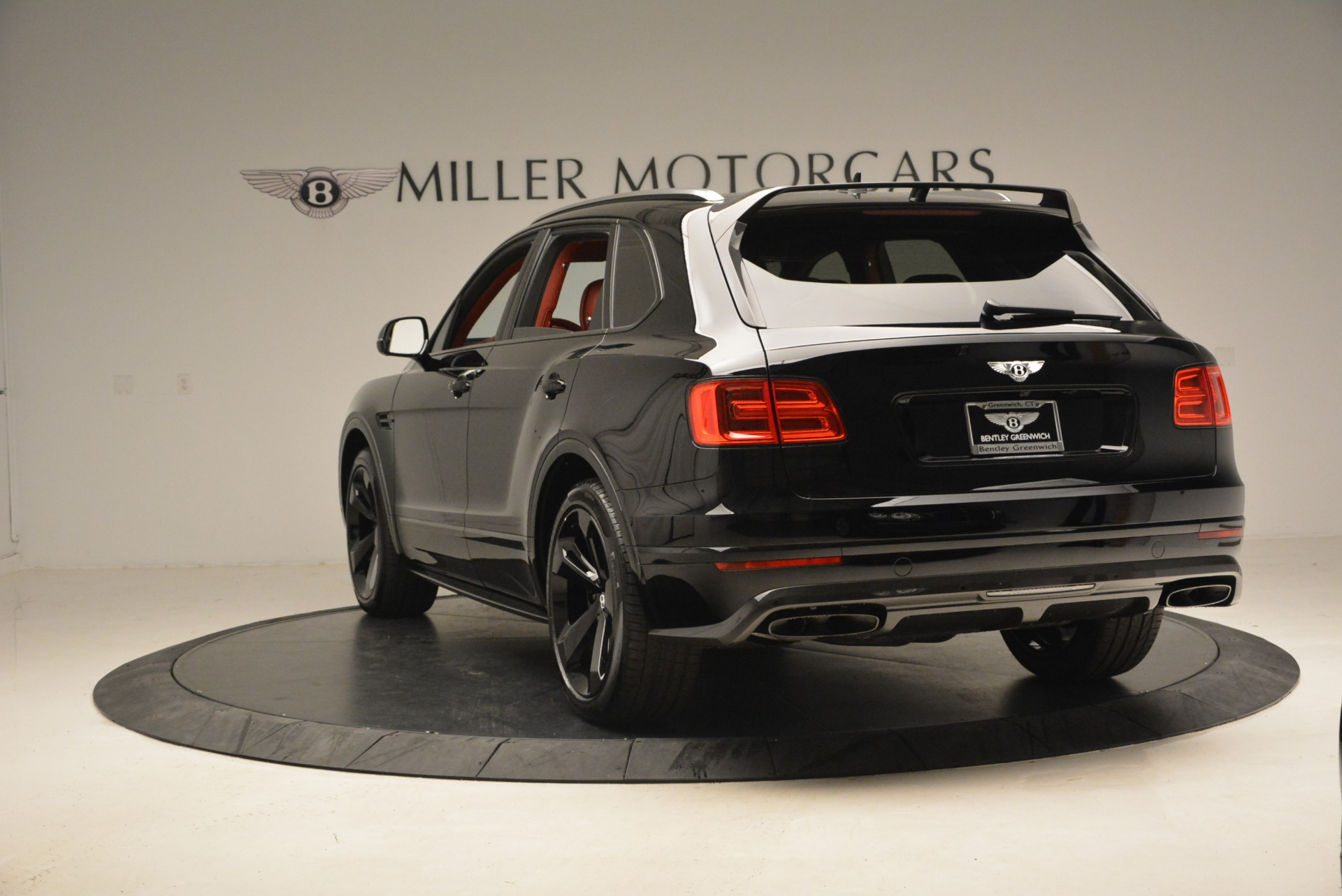 New 2018 Bentley Bentayga Black Edition For Sale In Greenwich, CT 1418_p6