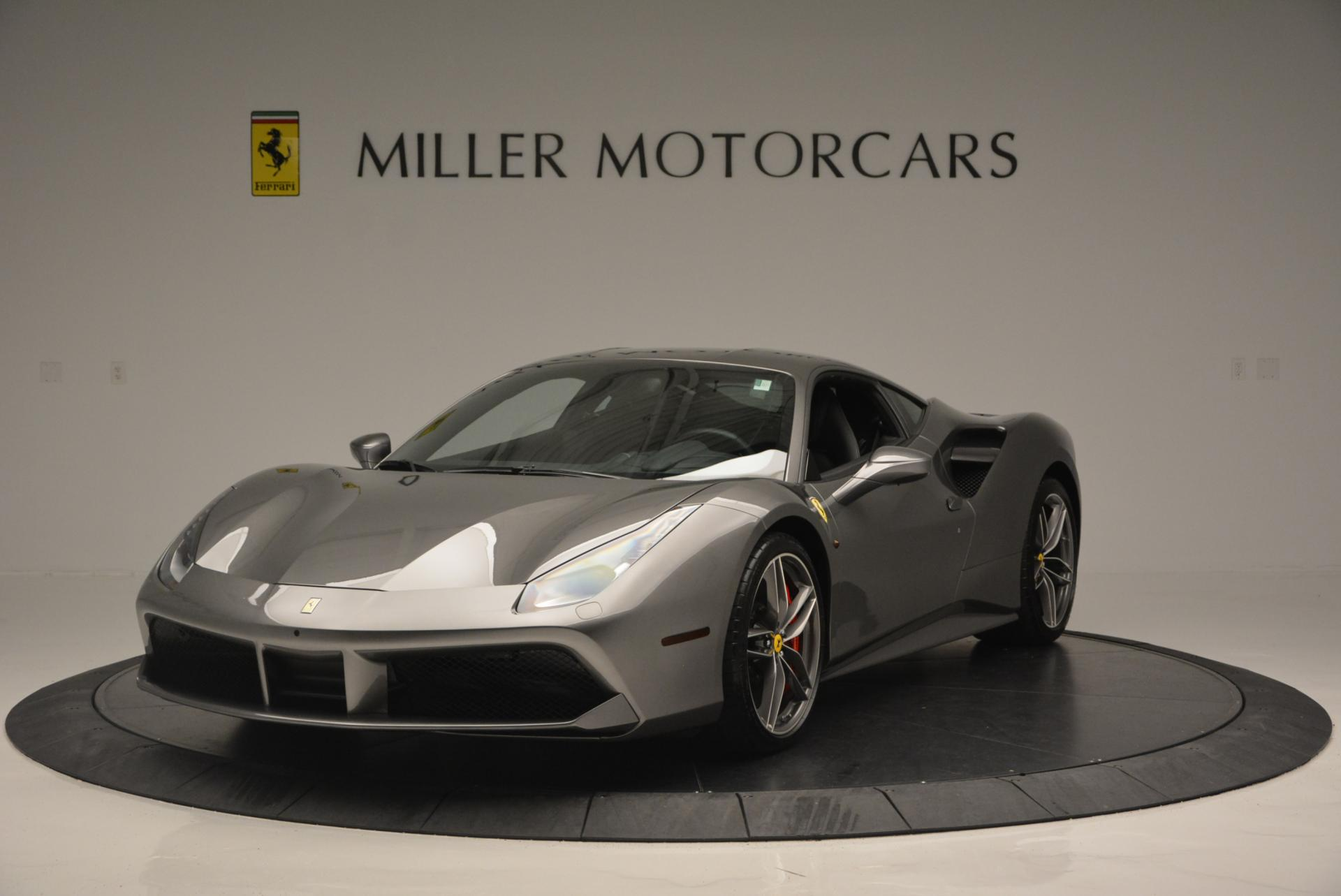 Used 2016 Ferrari 488 GTB  For Sale In Greenwich, CT 142_main