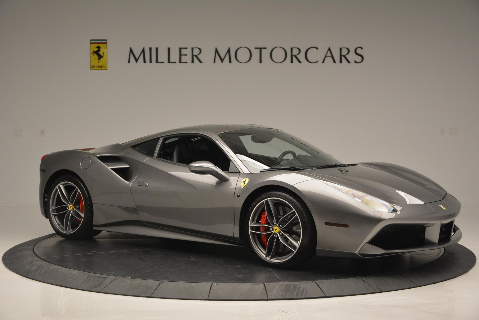 Used 2016 Ferrari 488 GTB  For Sale In Greenwich, CT 142_p10