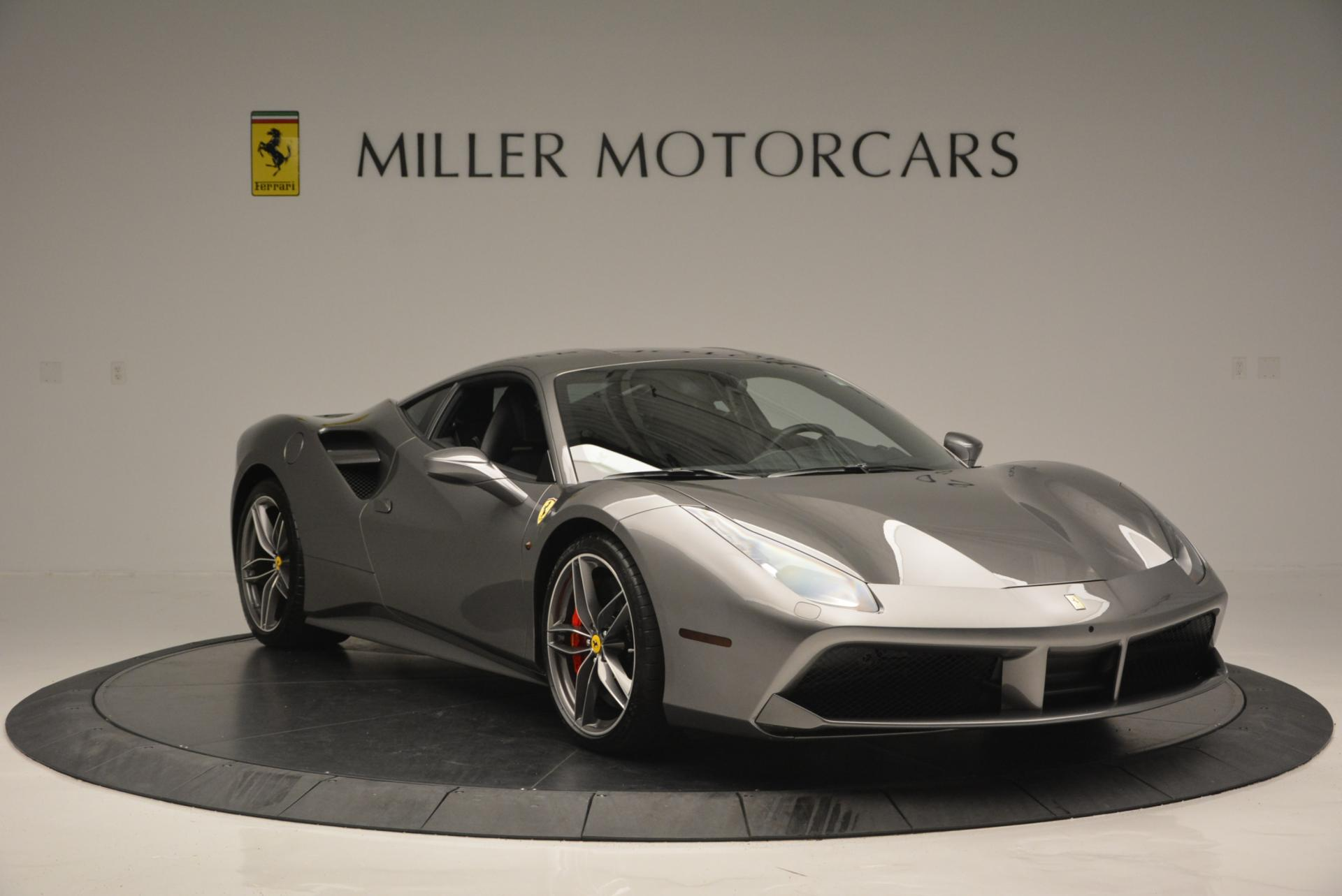 Used 2016 Ferrari 488 GTB  For Sale In Greenwich, CT 142_p11