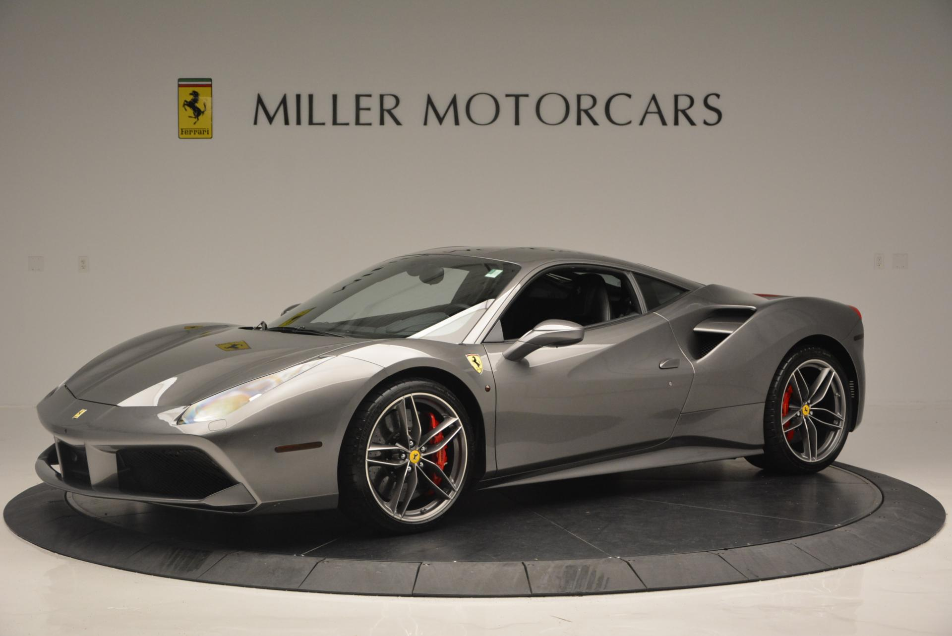Used 2016 Ferrari 488 GTB  For Sale In Greenwich, CT 142_p2