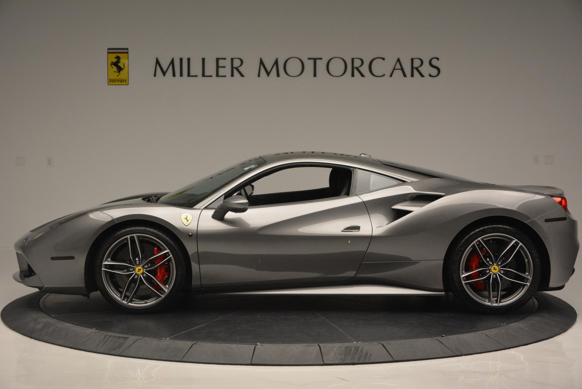 Used 2016 Ferrari 488 GTB  For Sale In Greenwich, CT 142_p3