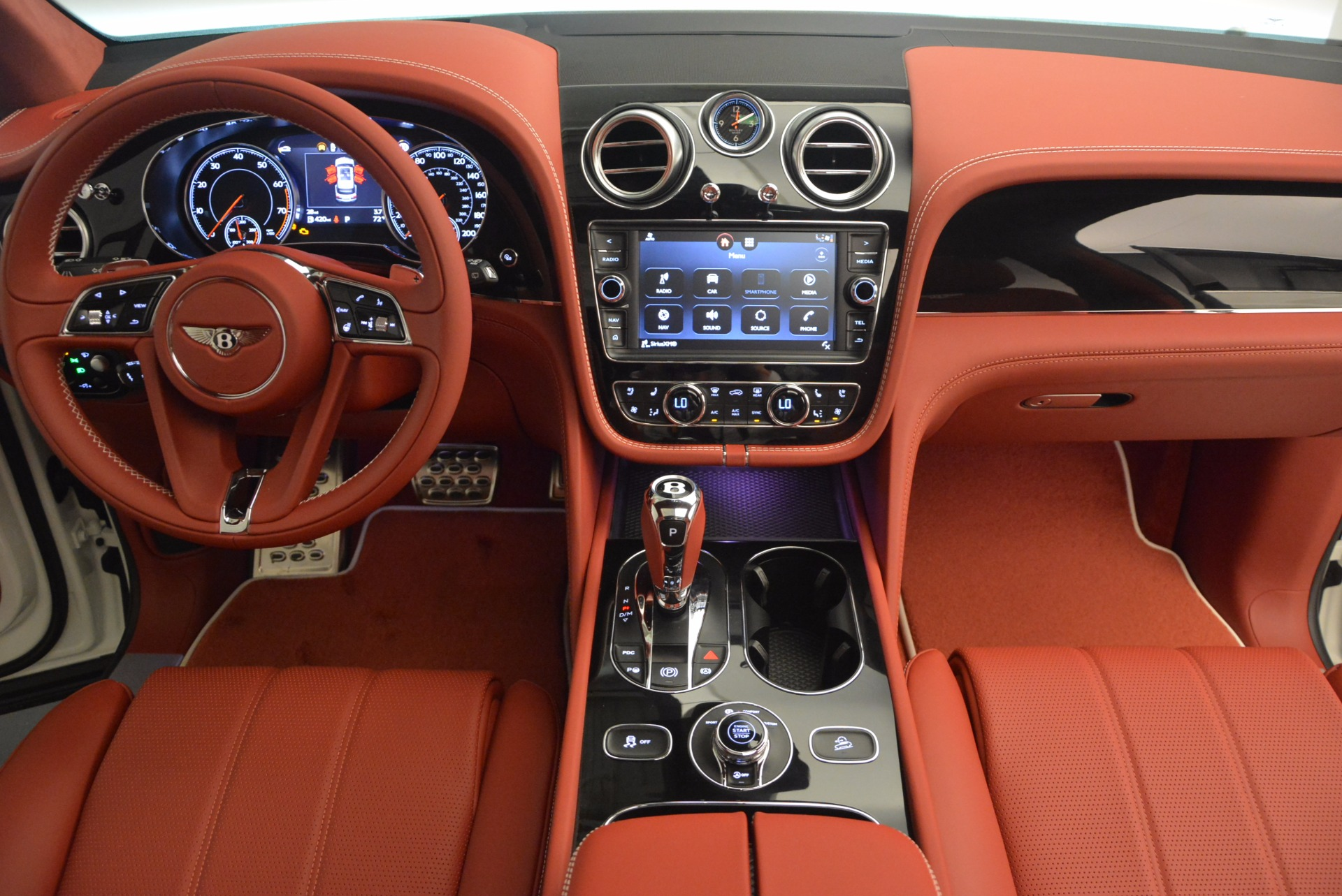New 2018 Bentley Bentayga Onyx For Sale In Greenwich, CT 1425_p48