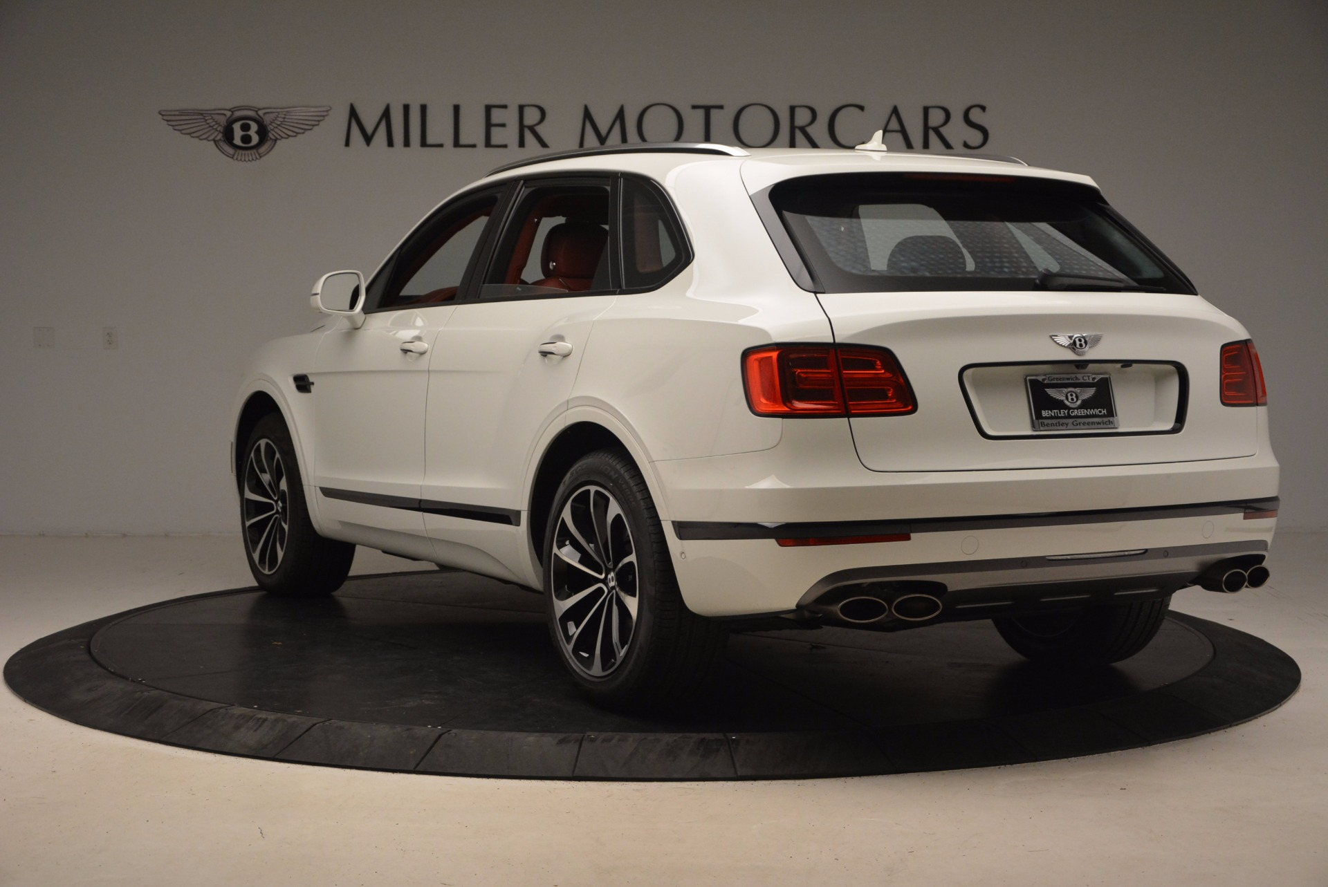 New 2018 Bentley Bentayga Onyx For Sale In Greenwich, CT 1425_p5