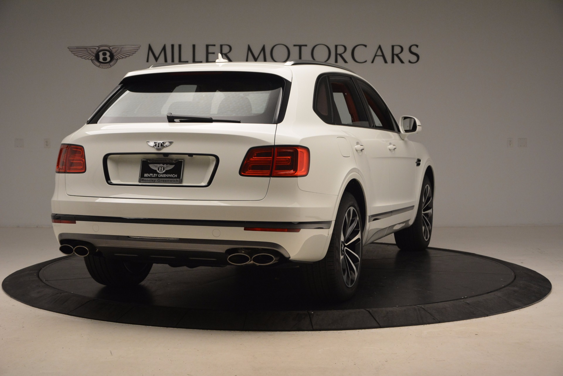 New 2018 Bentley Bentayga Onyx For Sale In Greenwich, CT 1425_p7