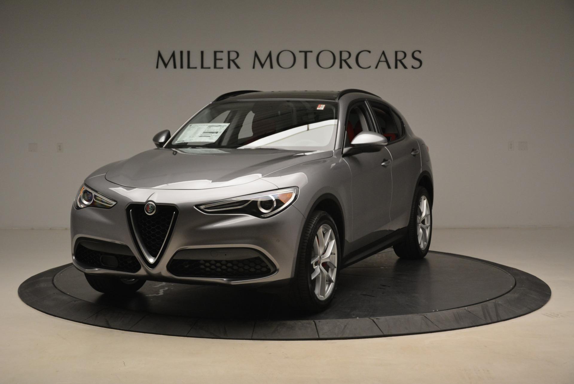 New 2018 Alfa Romeo Stelvio Ti Sport Q4 For Sale In Greenwich, CT 1427_main