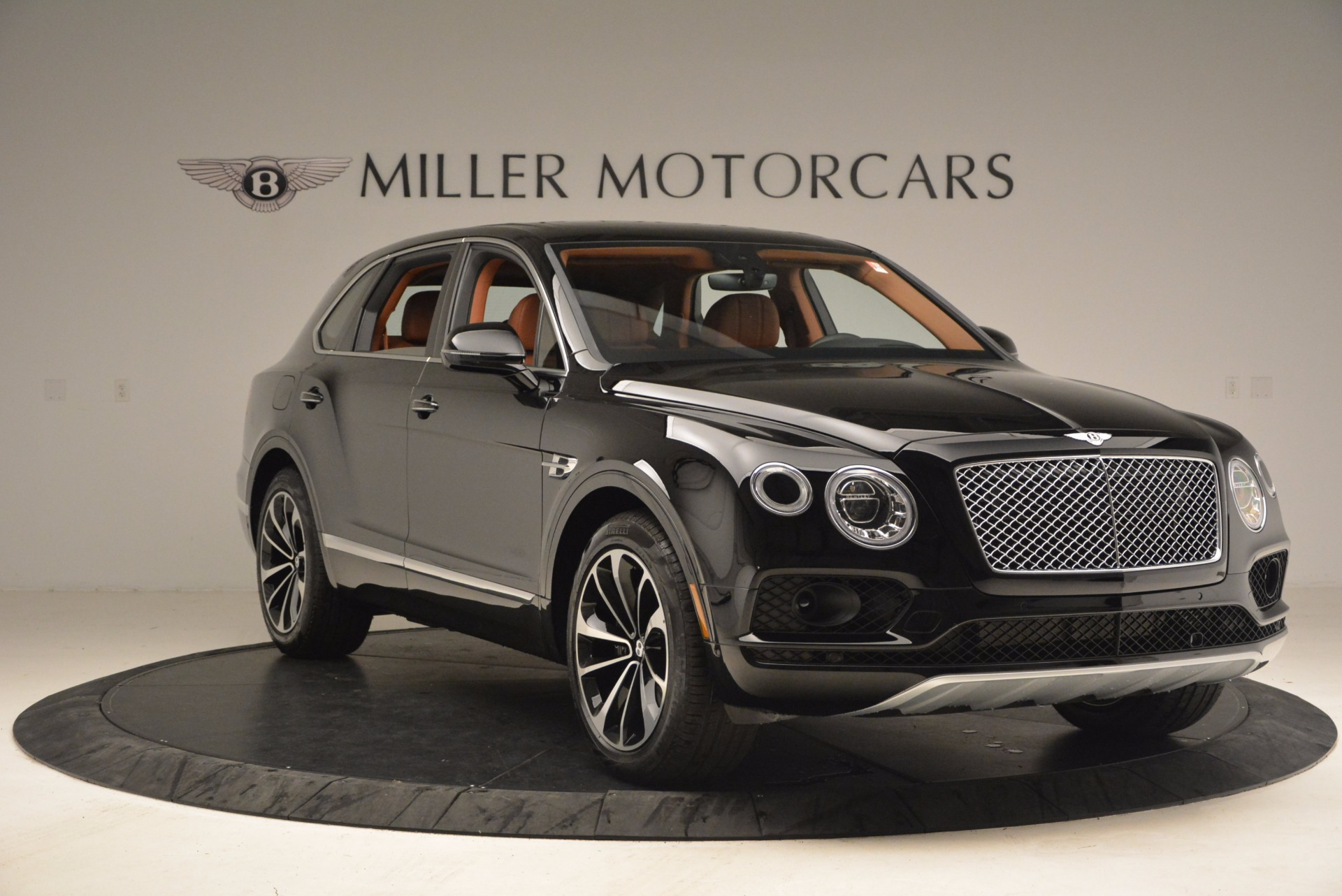 New 2018 Bentley Bentayga Onyx For Sale In Greenwich, CT 1428_p11