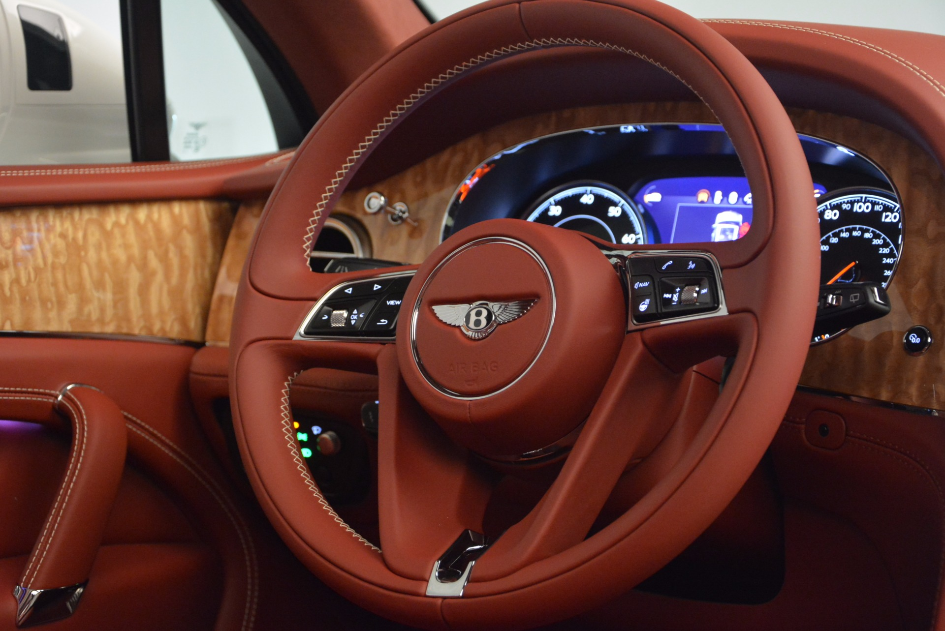 New 2018 Bentley Bentayga Onyx Edition For Sale In Greenwich, CT 1429_p45