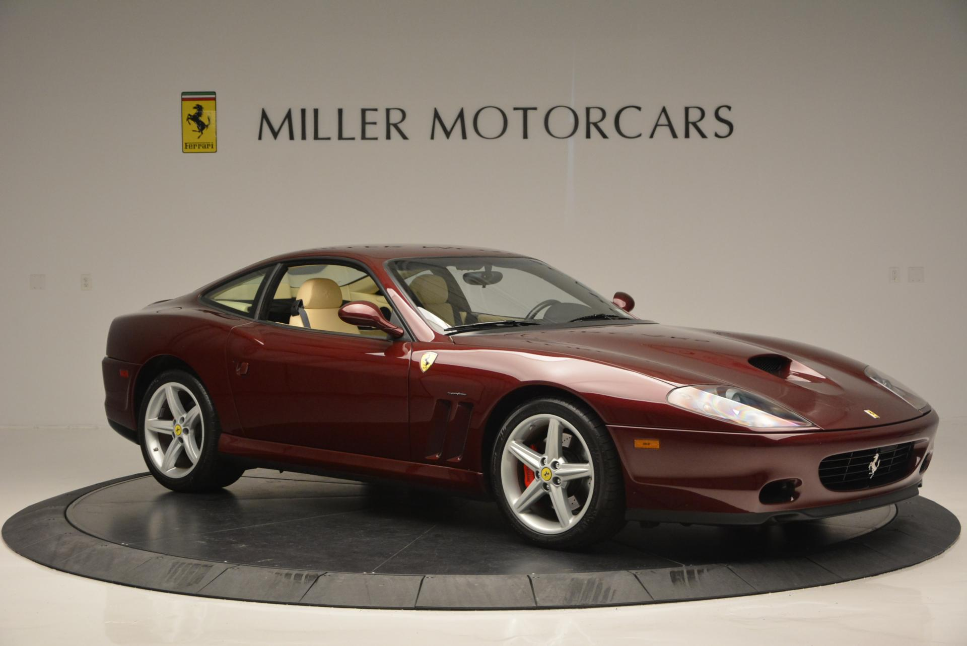 Used 2003 Ferrari 575M Maranello 6-Speed Manual For Sale In Greenwich, CT 143_p10