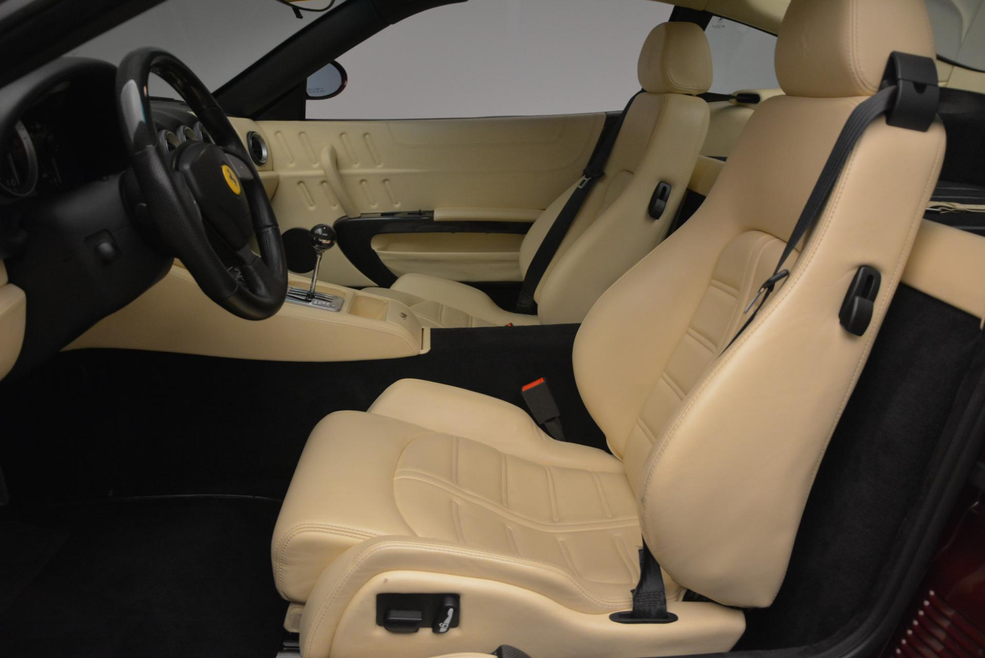 Used 2003 Ferrari 575M Maranello 6-Speed Manual For Sale In Greenwich, CT 143_p14