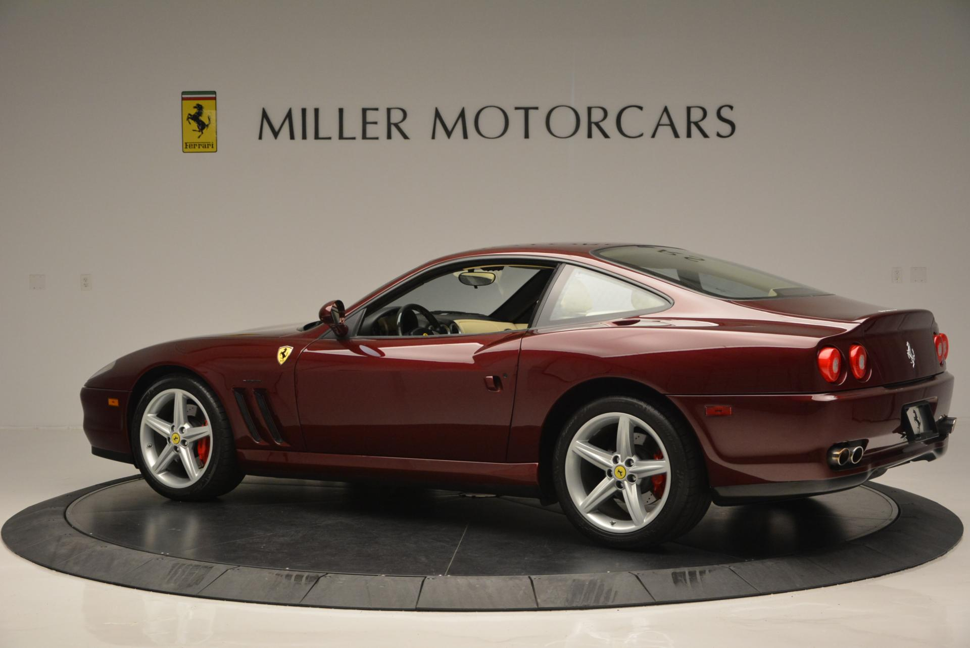 Used 2003 Ferrari 575M Maranello 6-Speed Manual For Sale In Greenwich, CT 143_p4