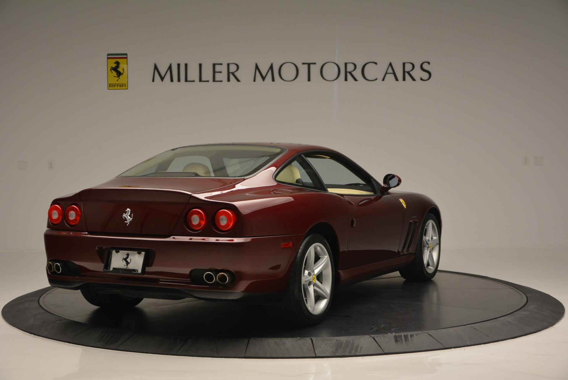 Used 2003 Ferrari 575M Maranello 6-Speed Manual For Sale In Greenwich, CT 143_p7