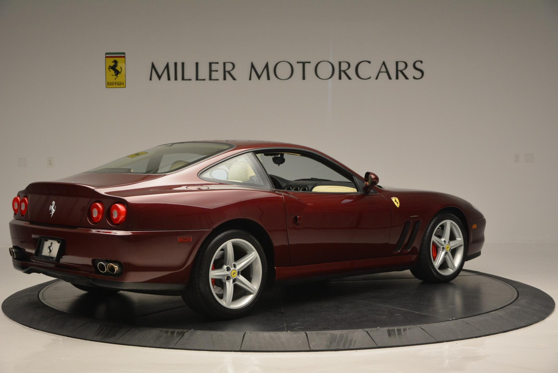 Used 2003 Ferrari 575M Maranello 6-Speed Manual For Sale In Greenwich, CT 143_p8