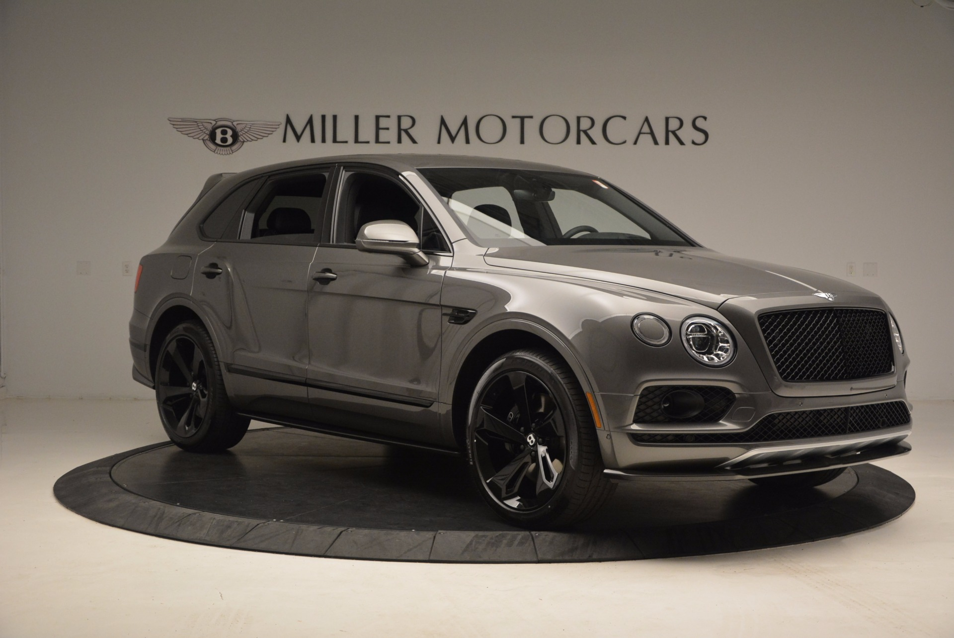 New 2018 Bentley Bentayga Black Edition For Sale In Greenwich, CT 1431_p12