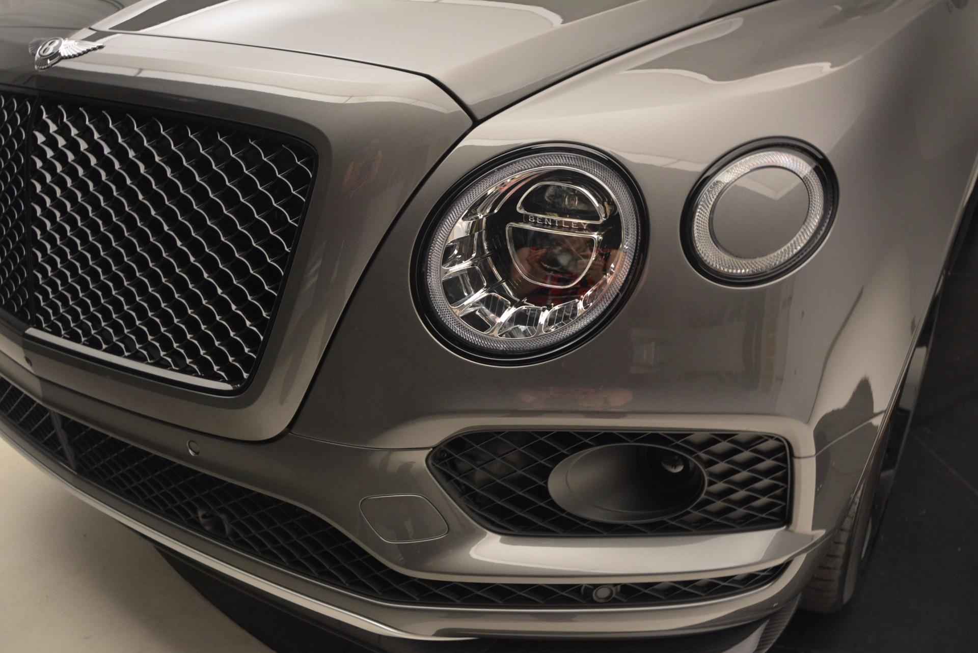 New 2018 Bentley Bentayga Black Edition For Sale In Greenwich, CT 1431_p17