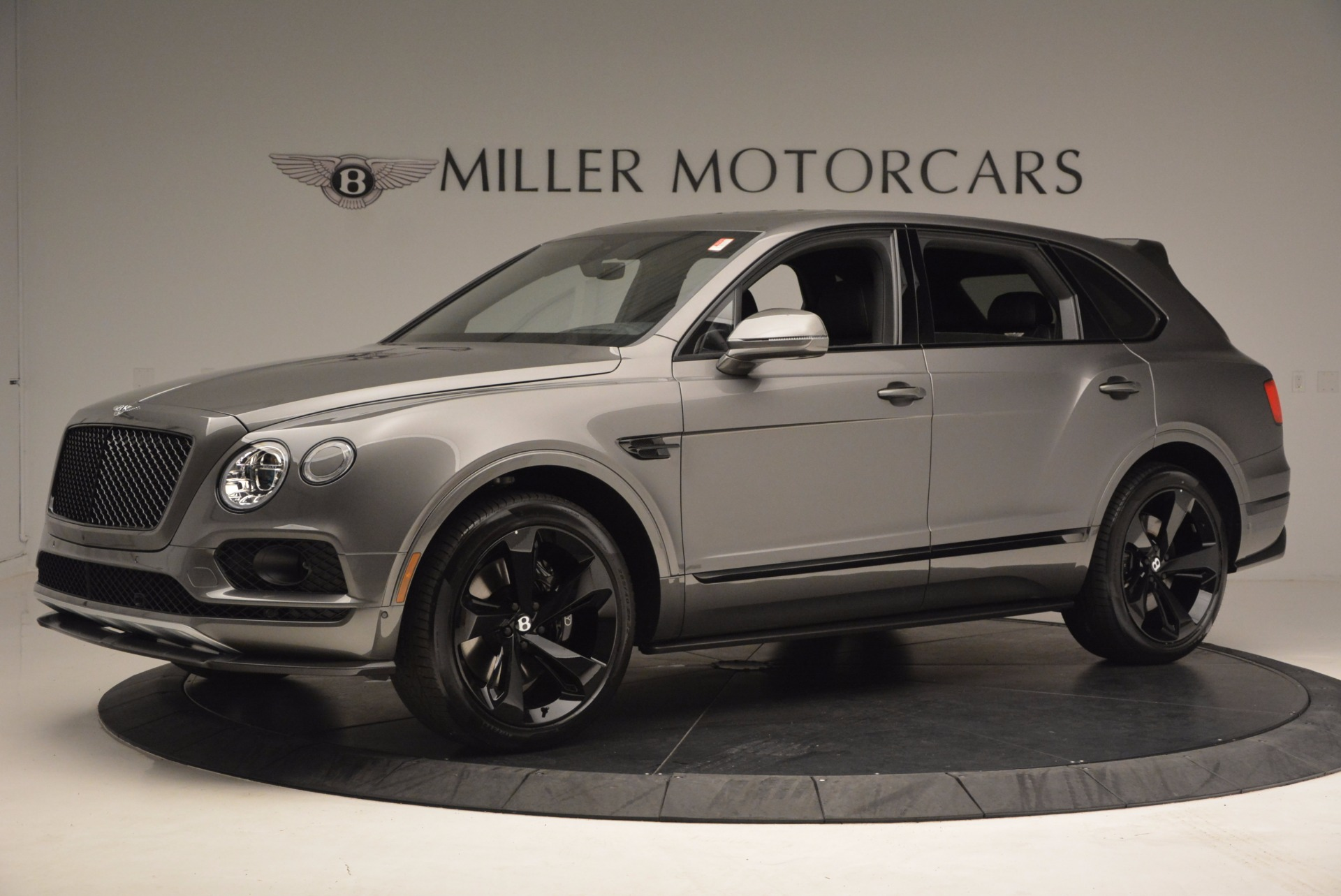 New 2018 Bentley Bentayga Black Edition For Sale In Greenwich, CT 1431_p3