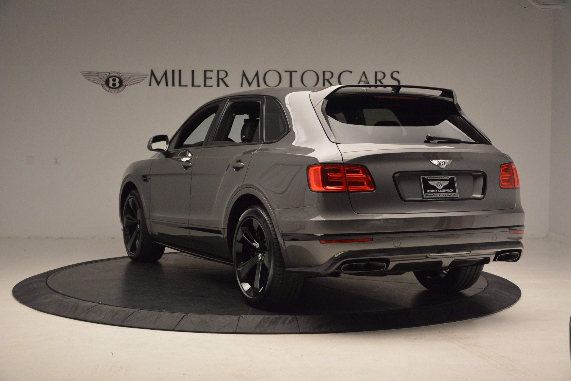 New 2018 Bentley Bentayga Black Edition For Sale In Greenwich, CT 1431_p6