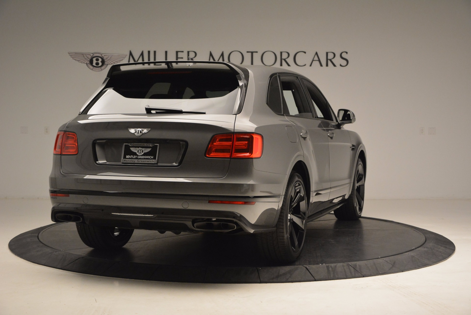 New 2018 Bentley Bentayga Black Edition For Sale In Greenwich, CT 1431_p8