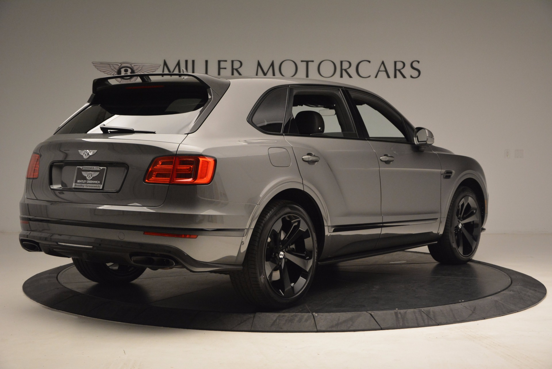New 2018 Bentley Bentayga Black Edition For Sale In Greenwich, CT 1431_p9