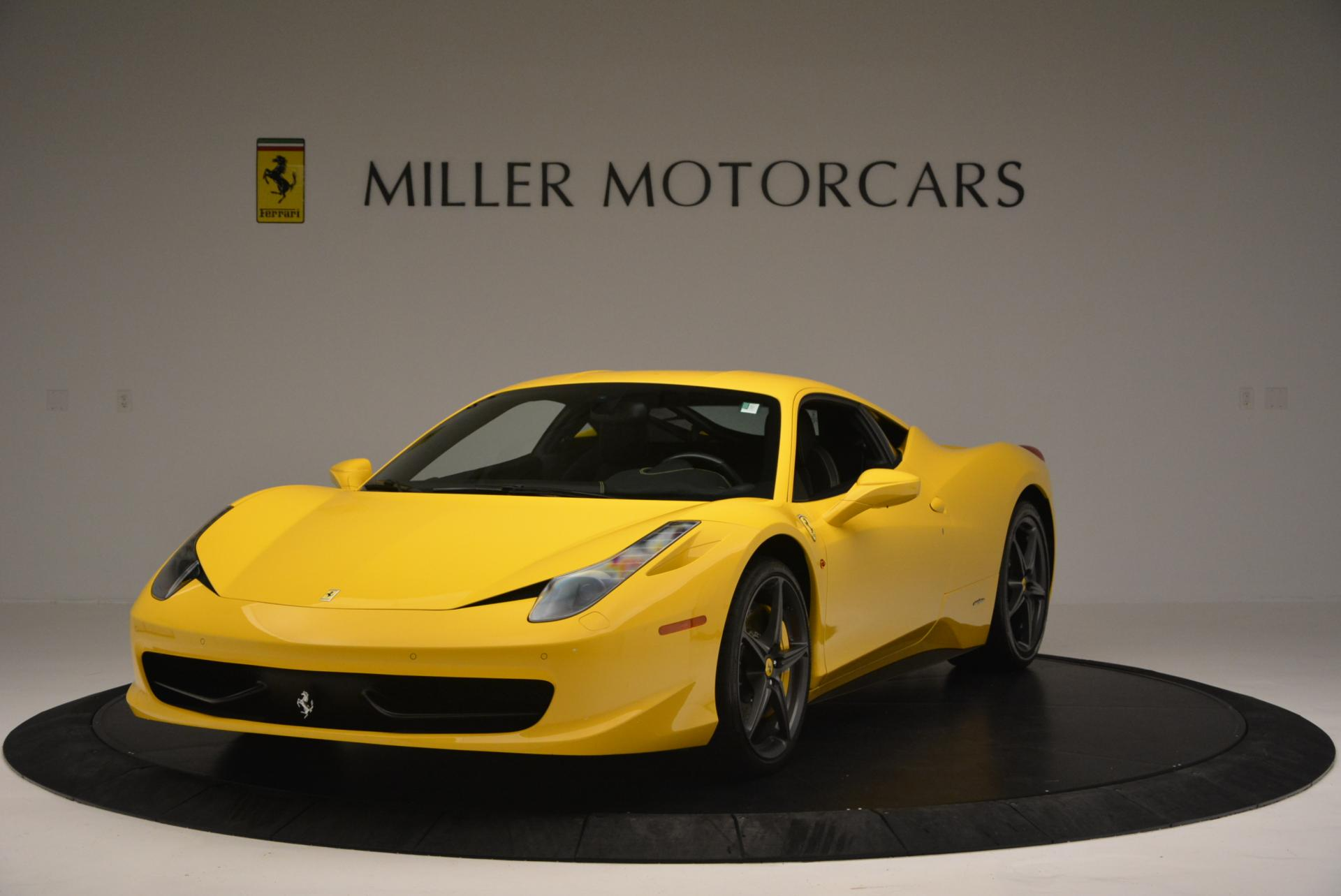 Used 2011 Ferrari 458 Italia  For Sale In Greenwich, CT
