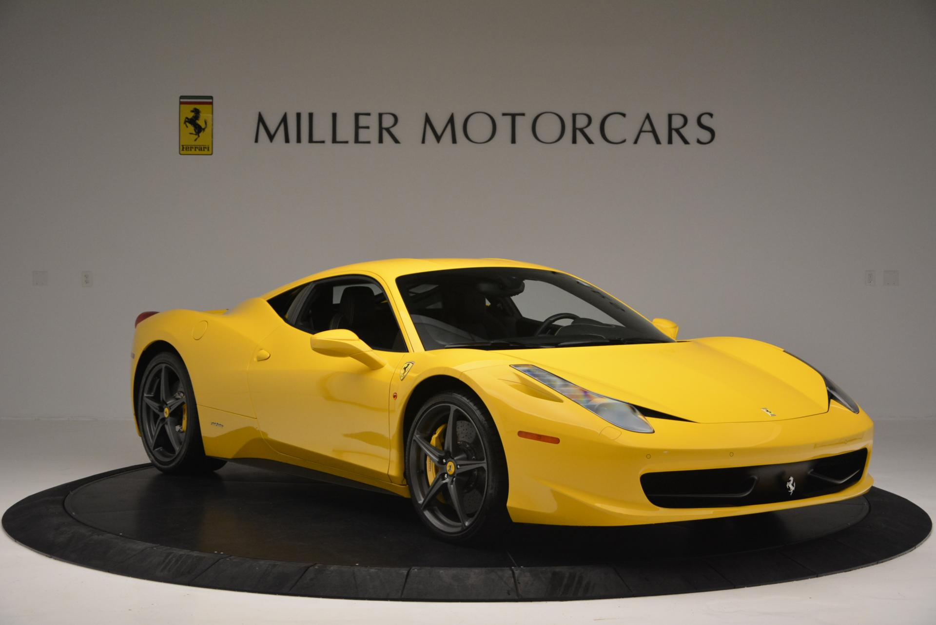 Used 2011 Ferrari 458 Italia  For Sale In Greenwich, CT 144_p11