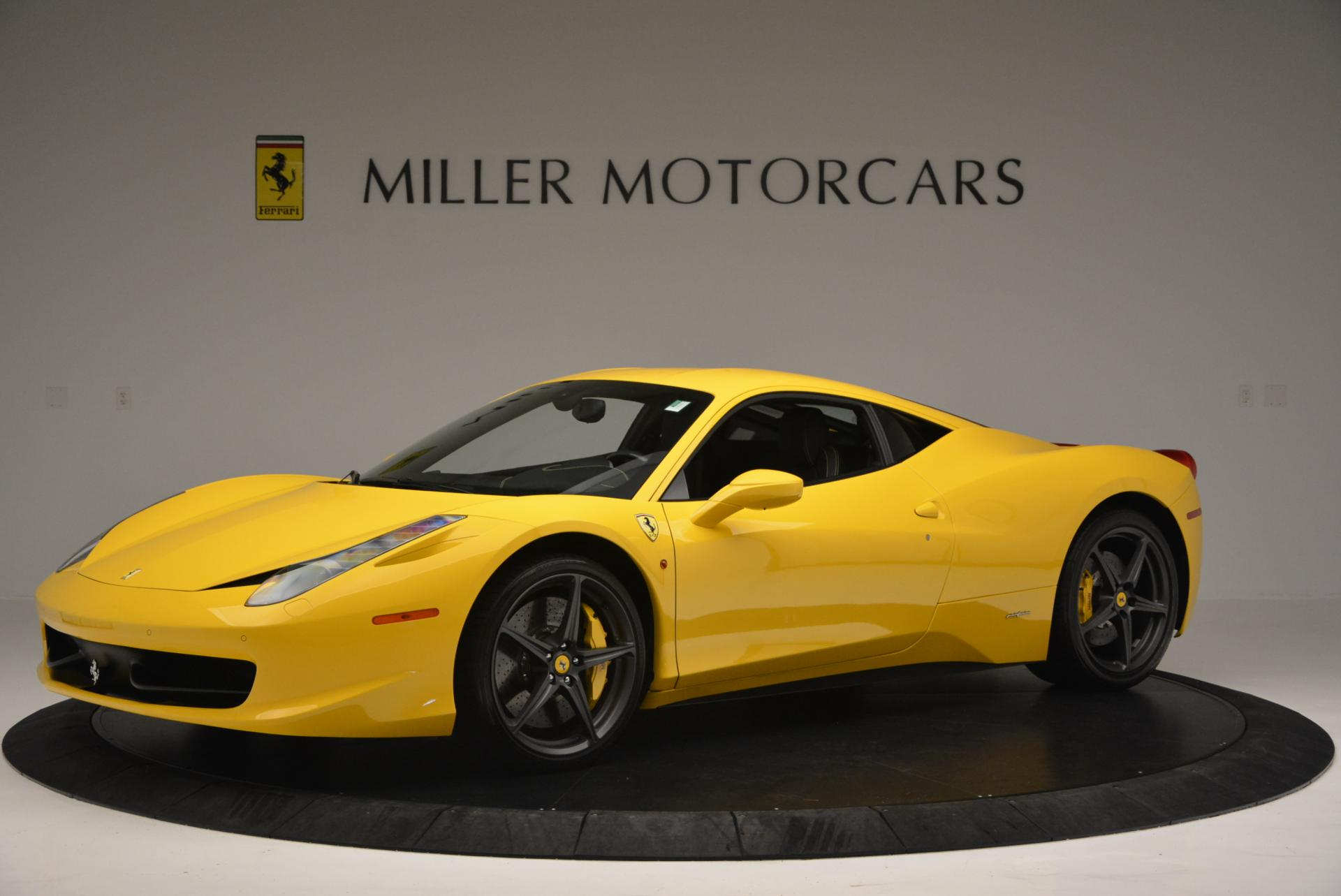 Used 2011 Ferrari 458 Italia  For Sale In Greenwich, CT 144_p2