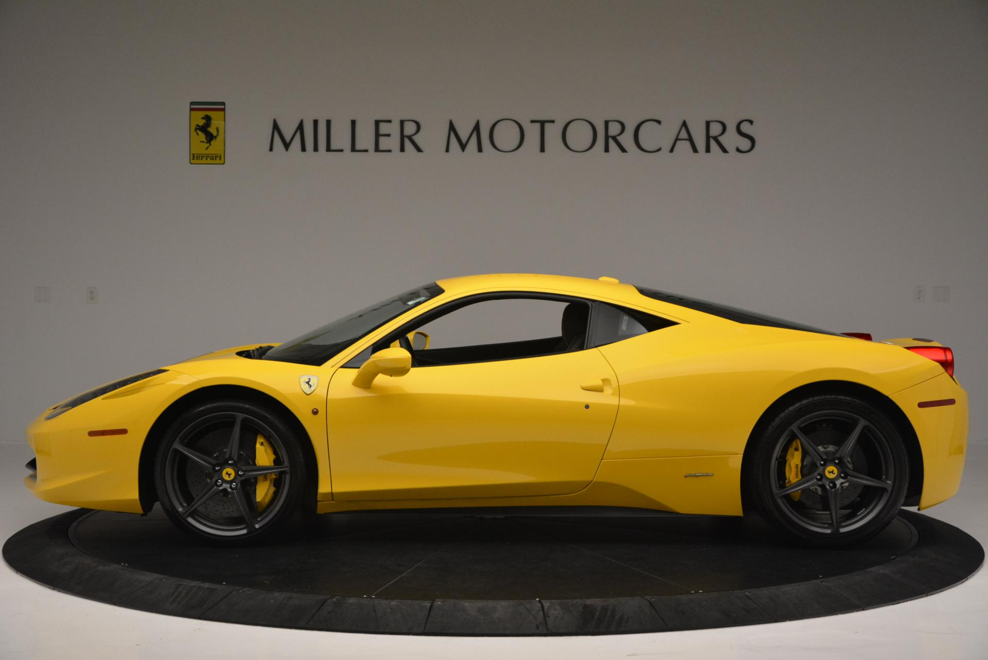 Used 2011 Ferrari 458 Italia  For Sale In Greenwich, CT 144_p3