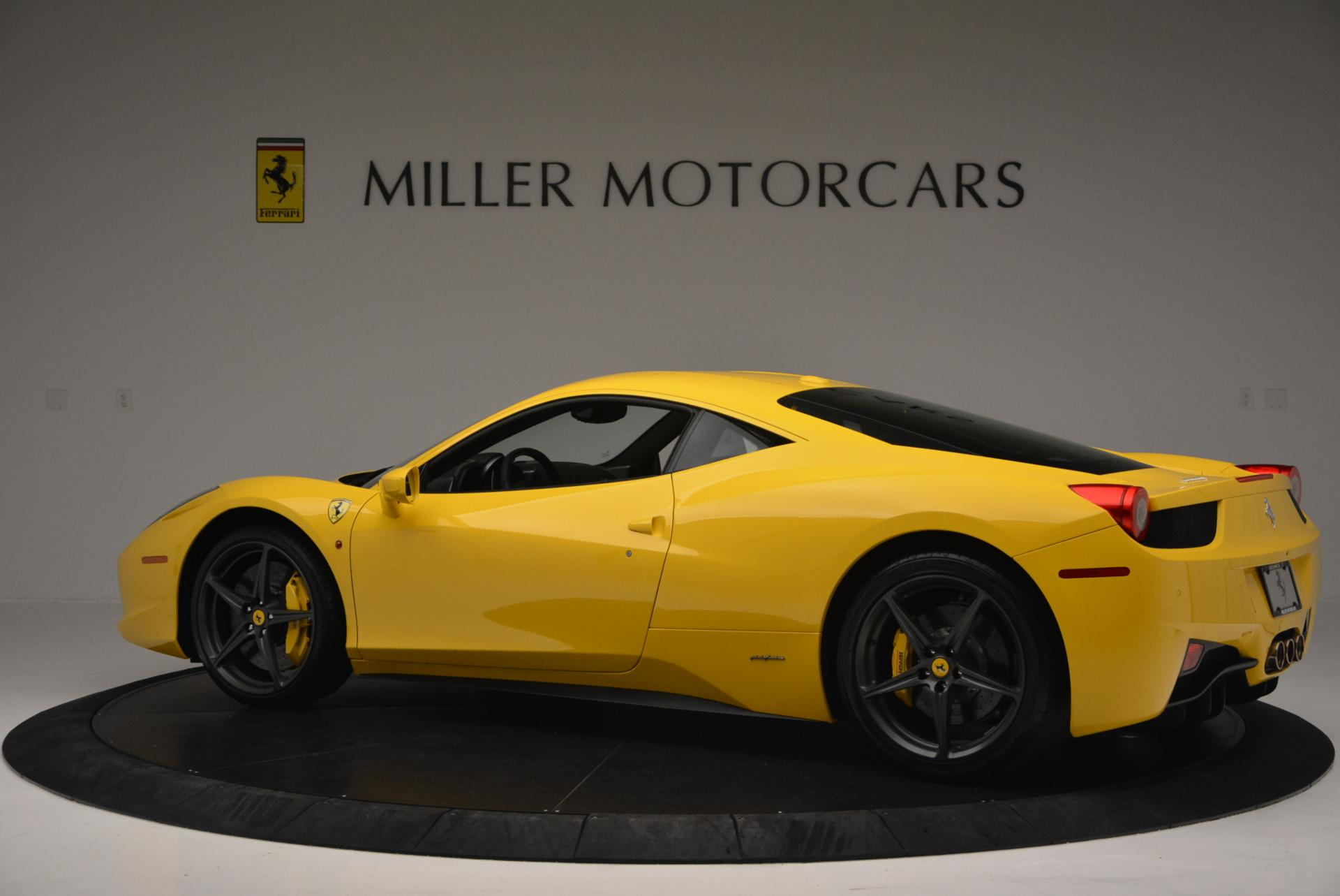 Used 2011 Ferrari 458 Italia  For Sale In Greenwich, CT 144_p4