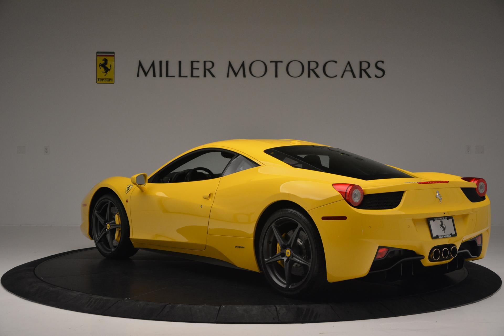 Used 2011 Ferrari 458 Italia  For Sale In Greenwich, CT 144_p5