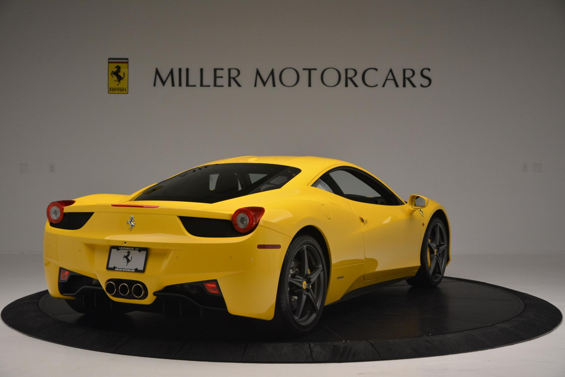 Used 2011 Ferrari 458 Italia  For Sale In Greenwich, CT 144_p7
